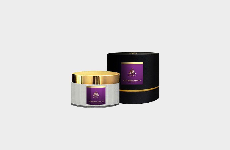 Скраб для тела Pañpuri Lavender & Vanilla Calming Body Scrub
