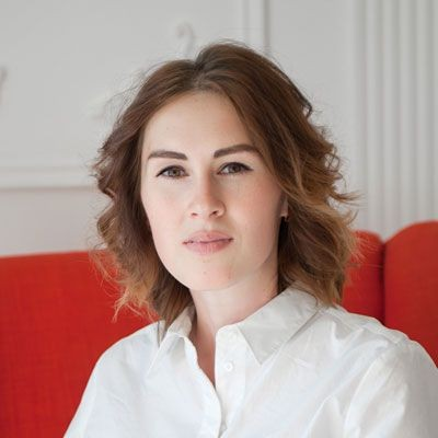 Надежда Нежинская, стилист