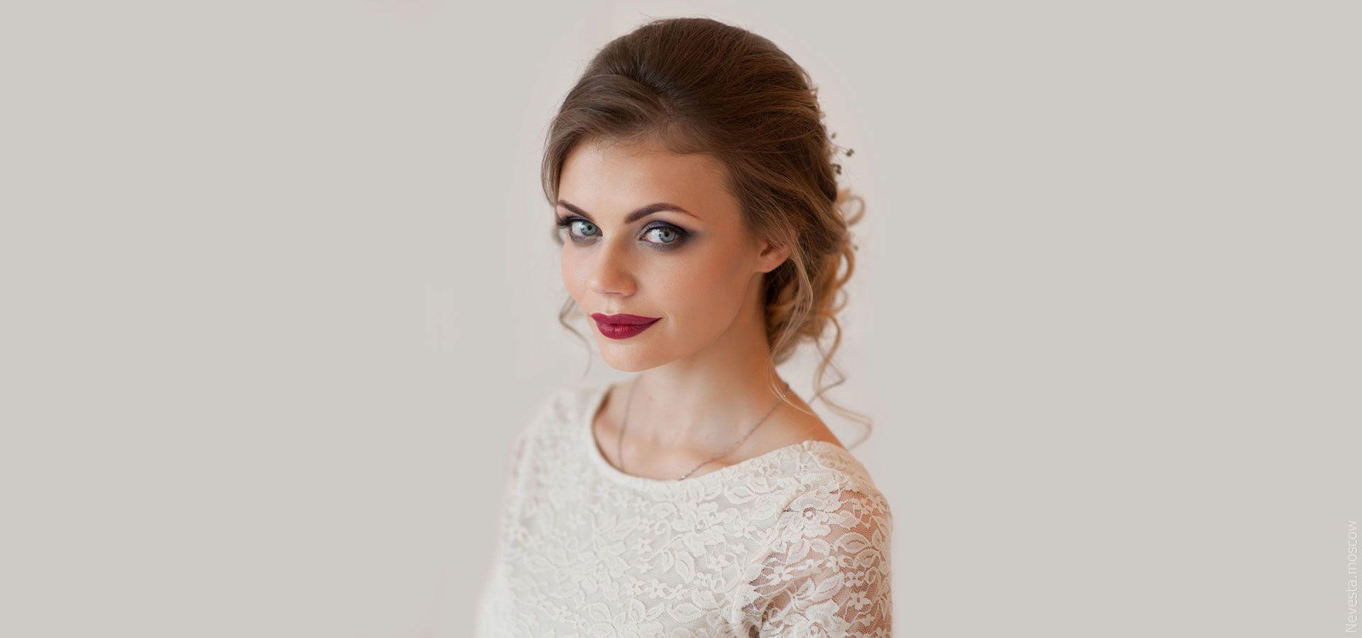 макияж от стилиста, фото 1