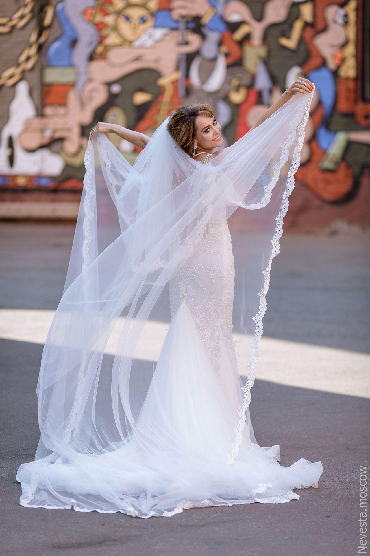 Актриса Анна Калашникова в образе белого лебедя фото 41