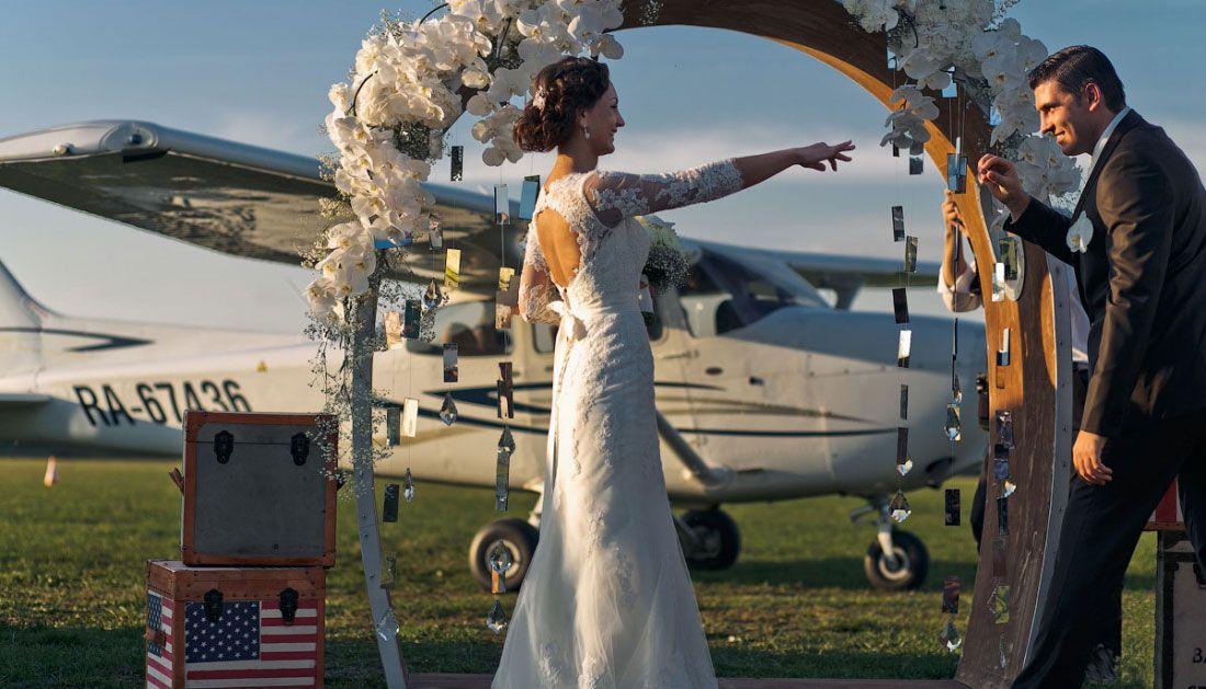 свадебного агентства TOBELOVE Wedding,