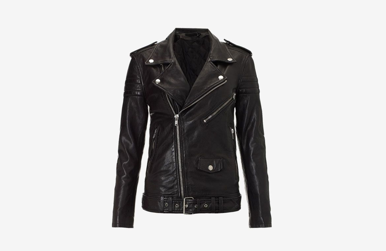 BLK DNM. Кожаная куртка
