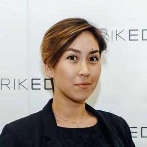 Виктория Гурьянова, администратор бутика Tarik Ediz
