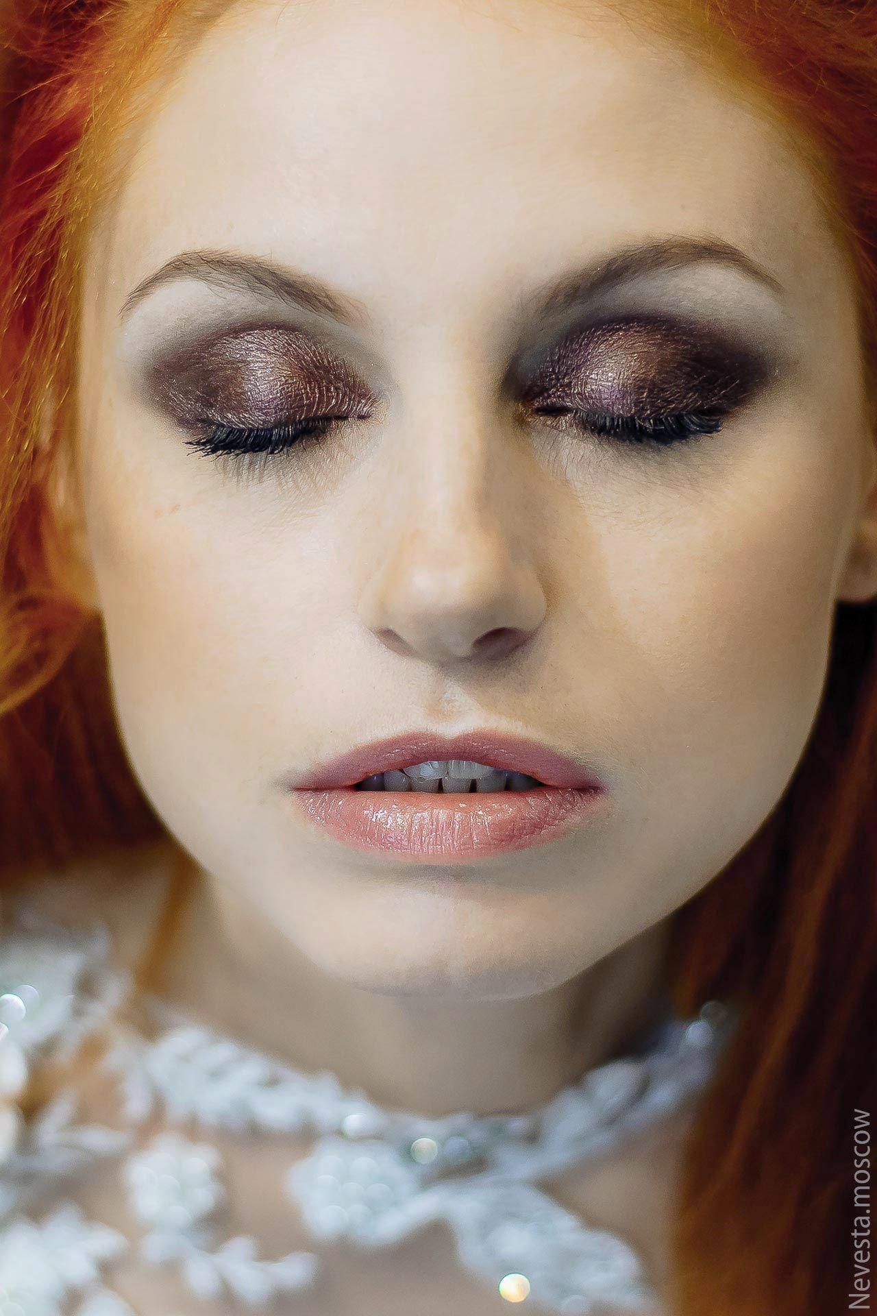певица Ирина Забияка примеряет свадебное платье фото 16