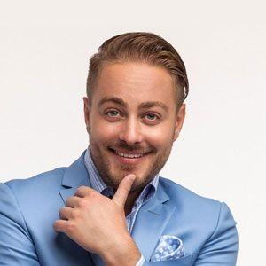 Павел Шашлов, ведущий