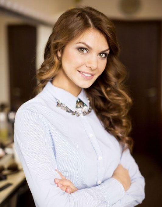 Светлана Комарова, стилист