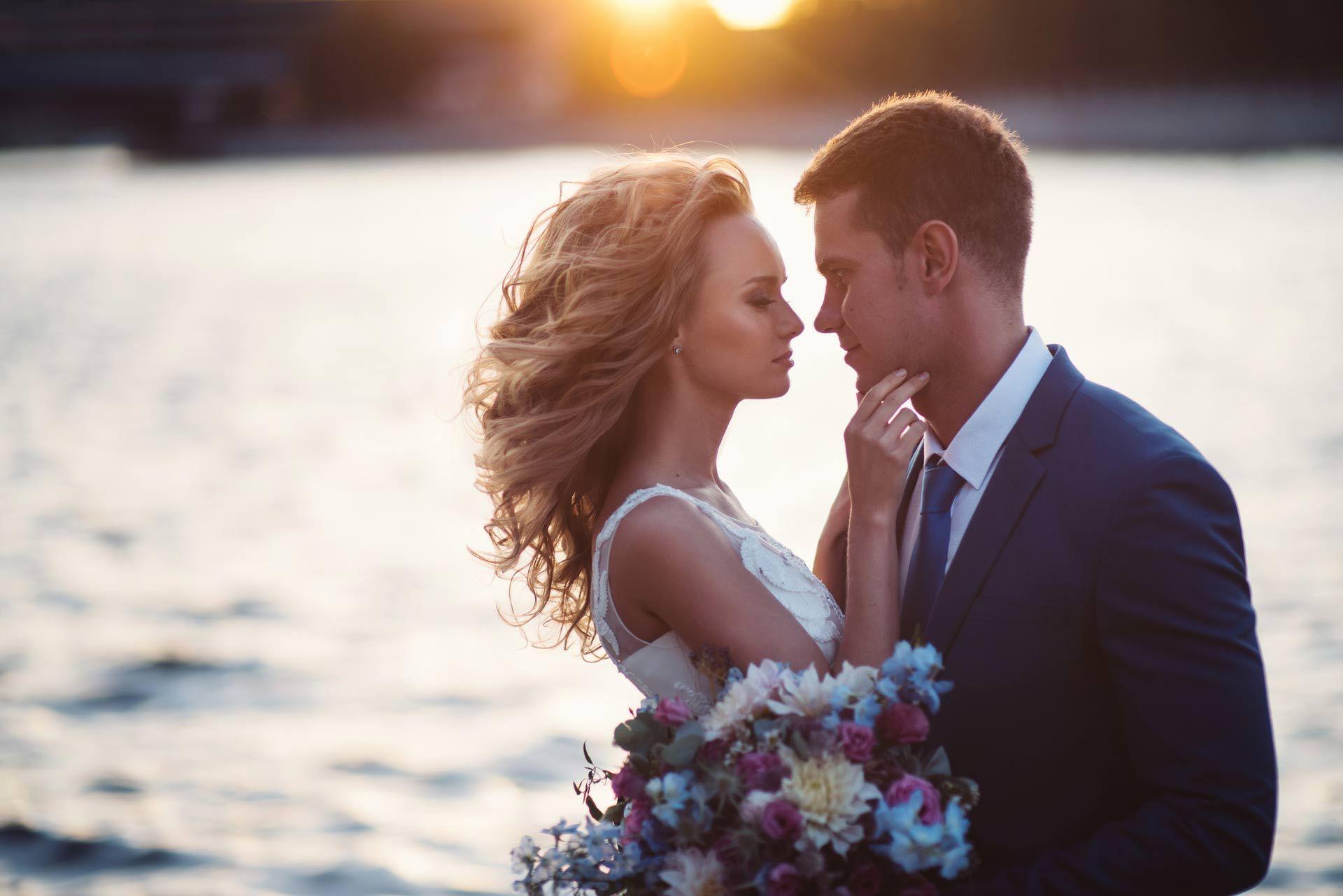 Фотограф Наталия Мужецкая: о свадебной съемке и тайминге, закат