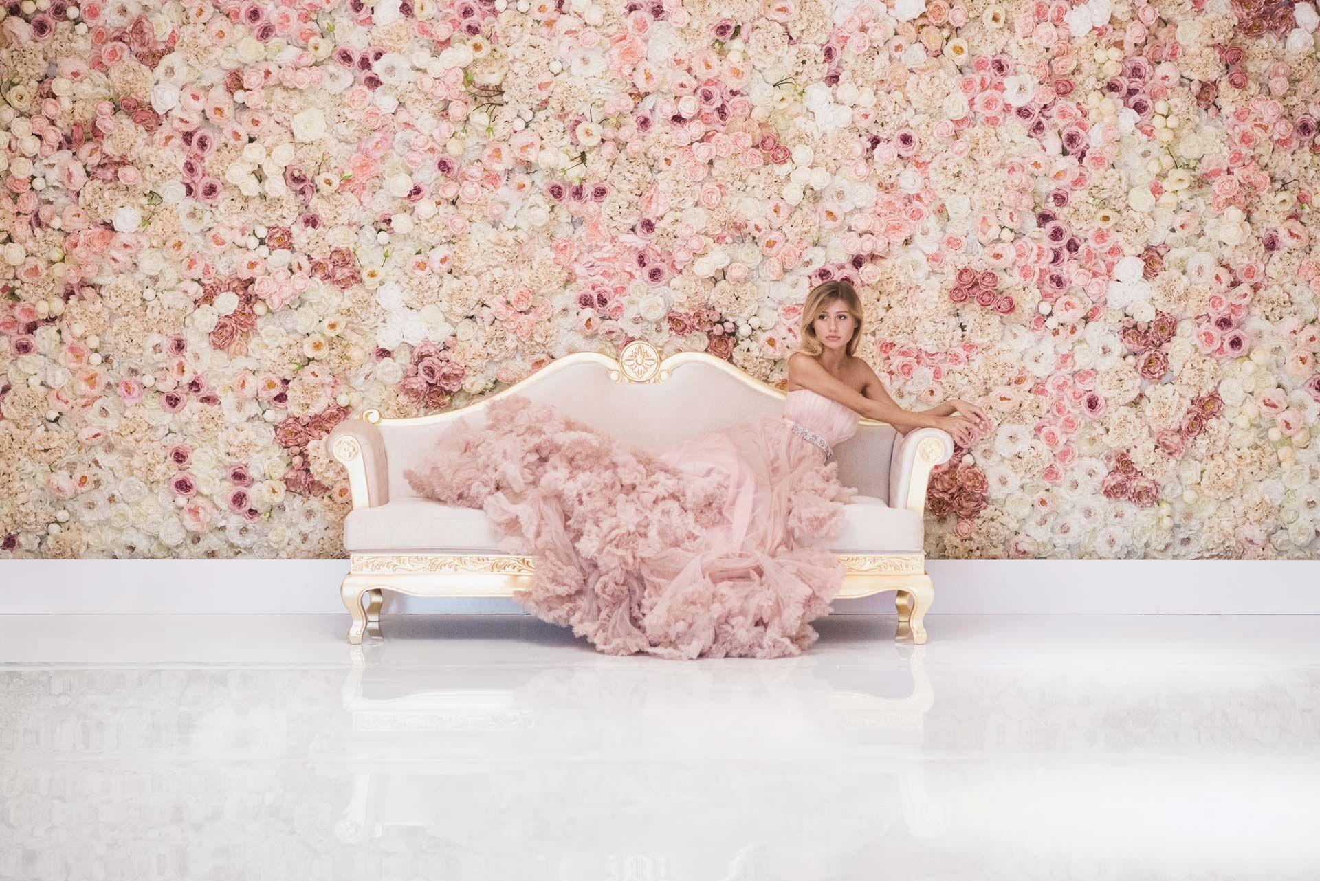 Студия декора Юлии Шакировой, цветочная свадьба, фото 8