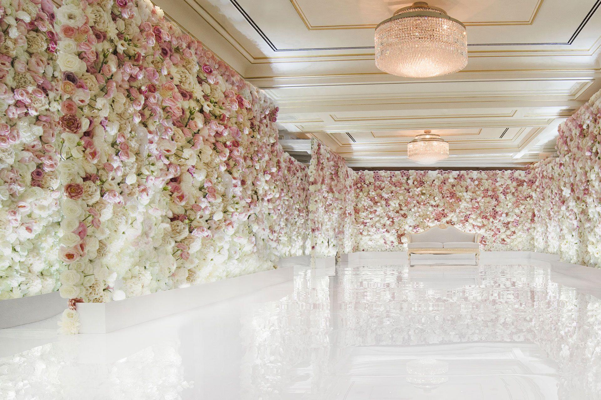 Студия декора Юлии Шакировой, цветочная свадьба, фото 14