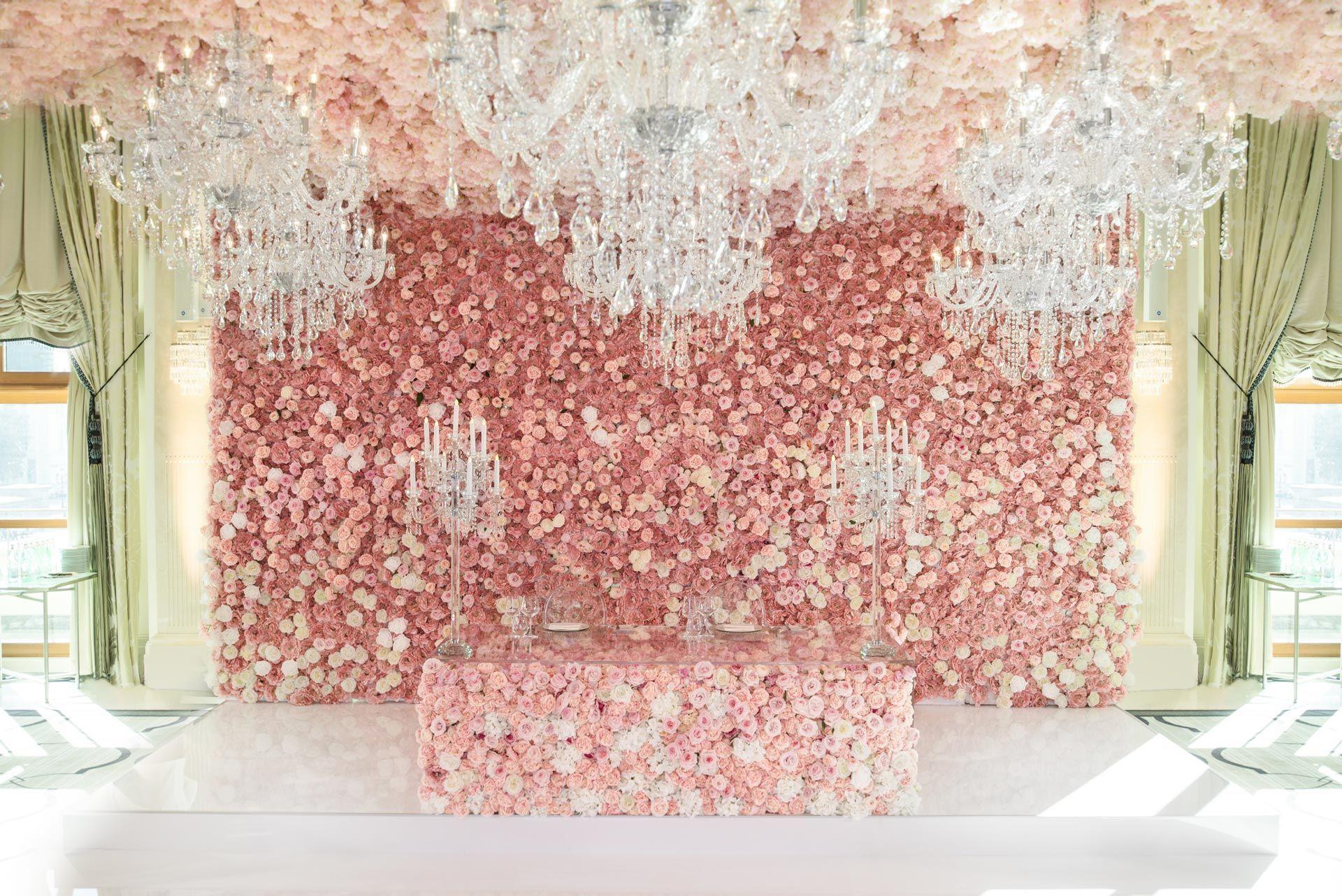 Студия декора Юлии Шакировой, цветочная свадьба, фото 18