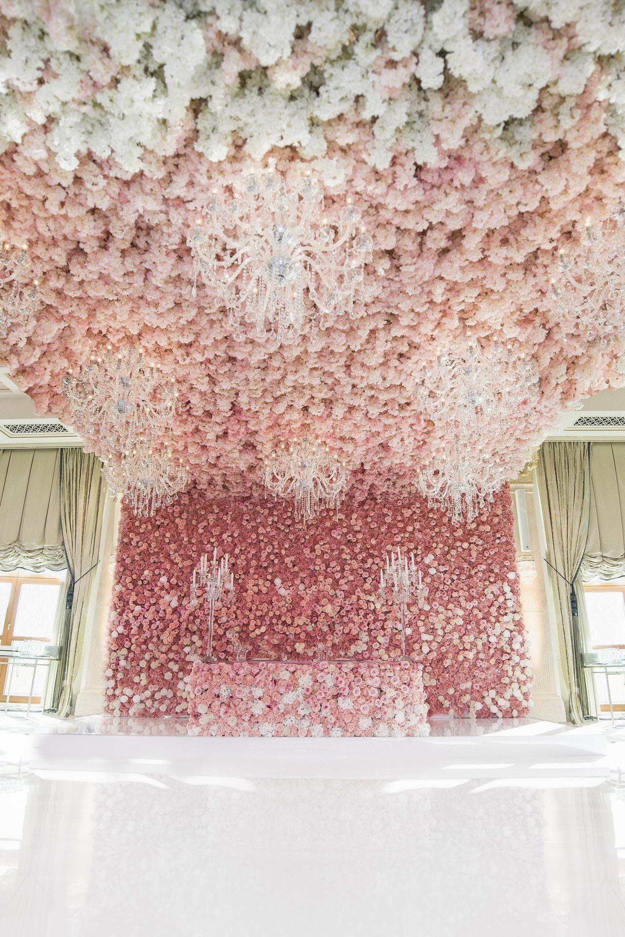 Студия декора Юлии Шакировой, цветочная свадьба, фото 17