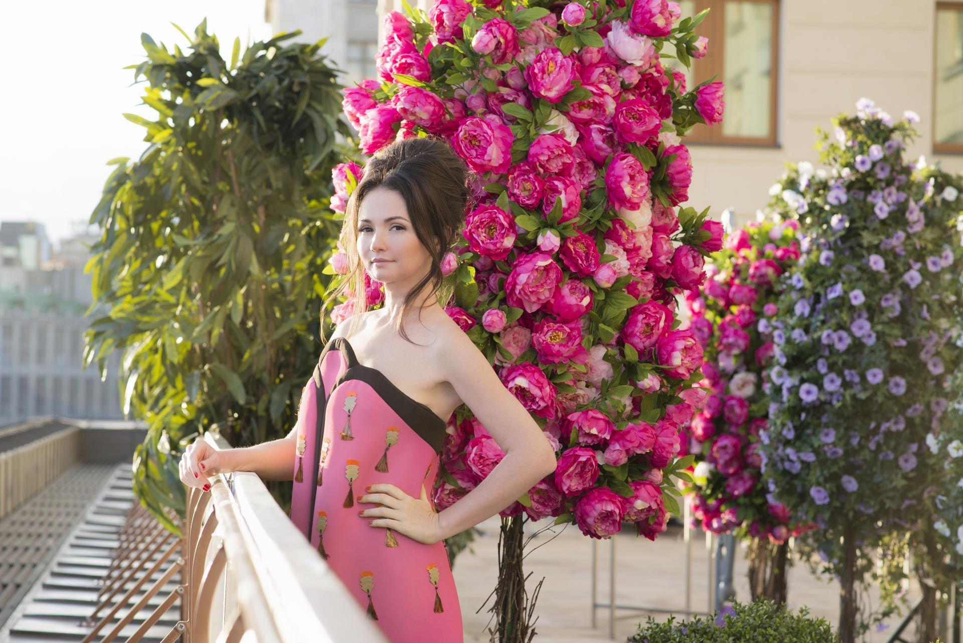 Студия декора Юлии Шакировой, цветочная свадьба, фото 11