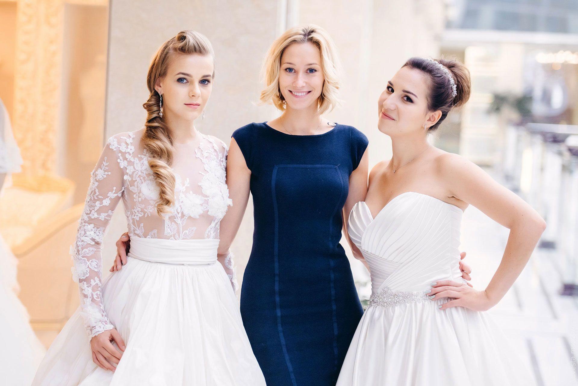 Поиск идеального свадебного платья в салоне Wedding rooms фото 5