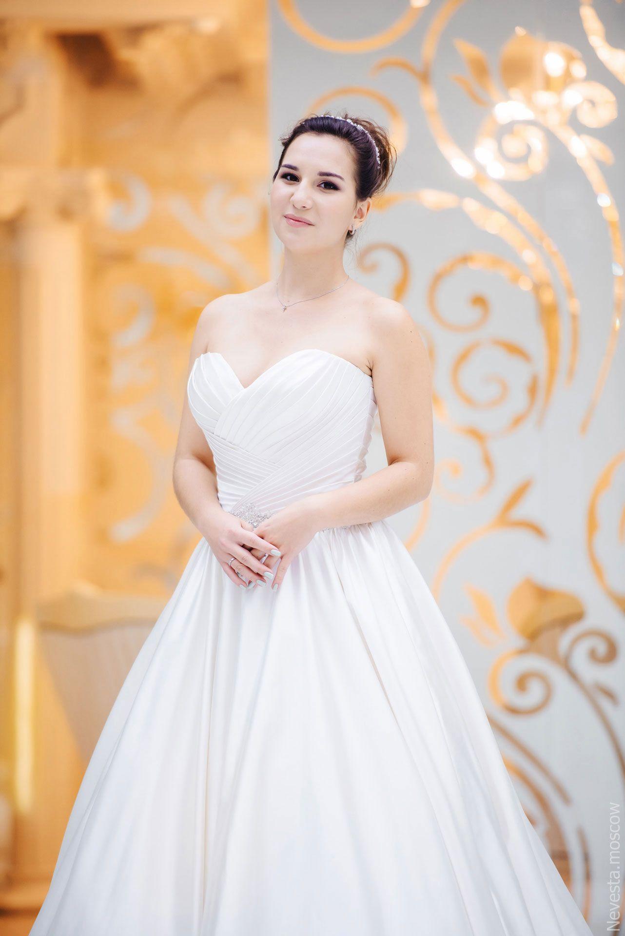 Поиск идеального свадебного платья в салоне Wedding rooms фото 20