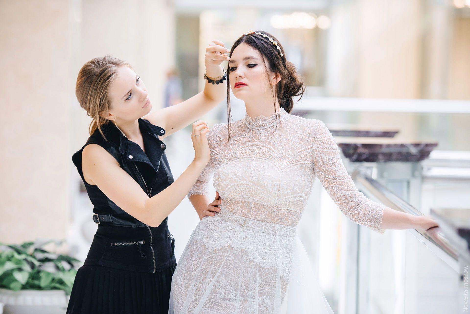 Поиск идеального свадебного платья в салоне Wedding rooms фото 3