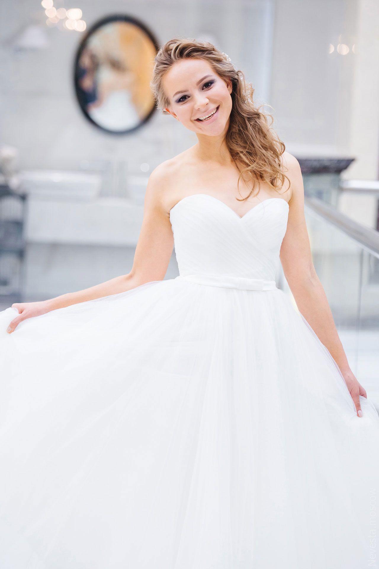 Поиск идеального свадебного платья в салоне Wedding rooms фото 30