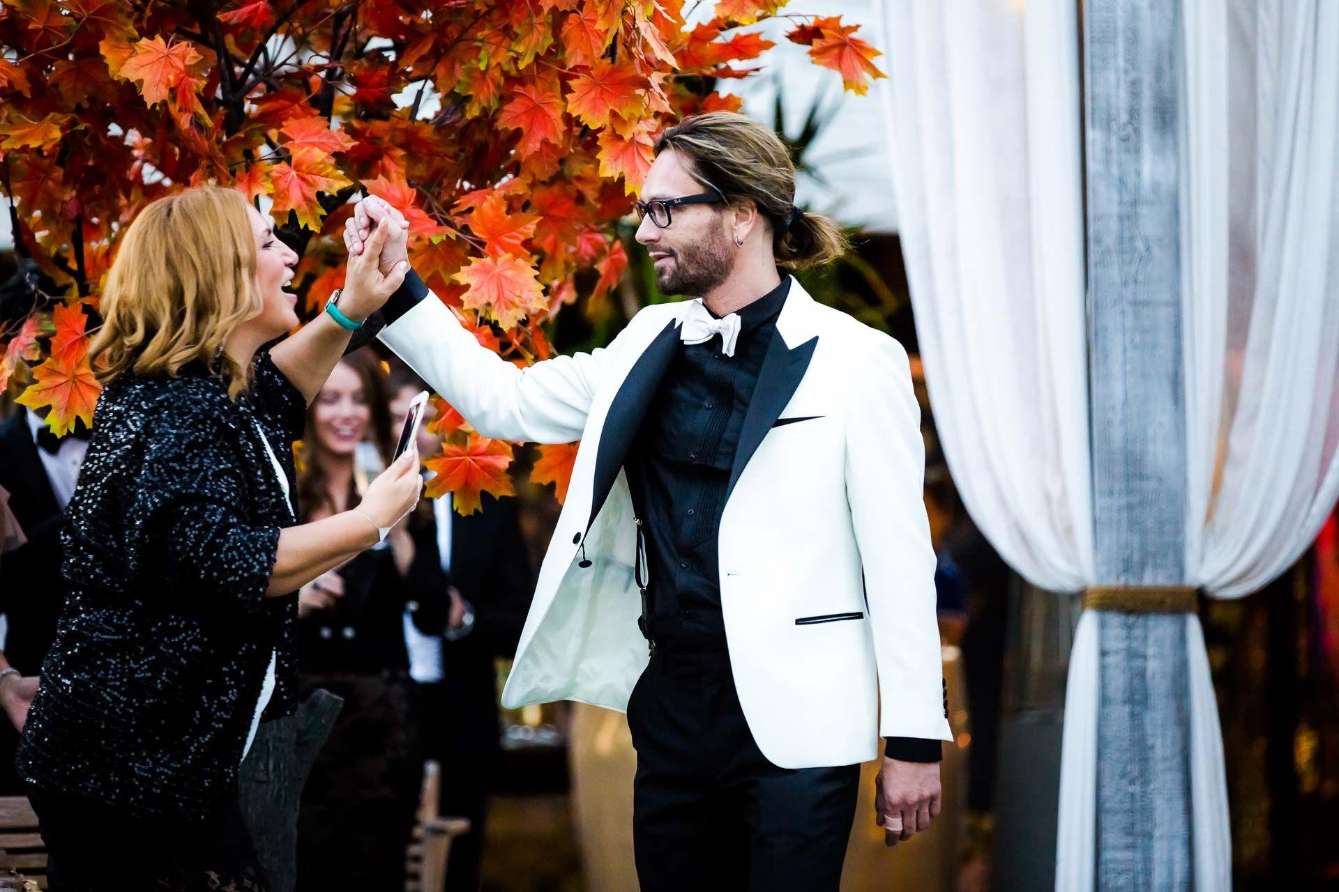 Свадьба Томаса Невергрина и Валерии Жидковой, репортаж, фото 13