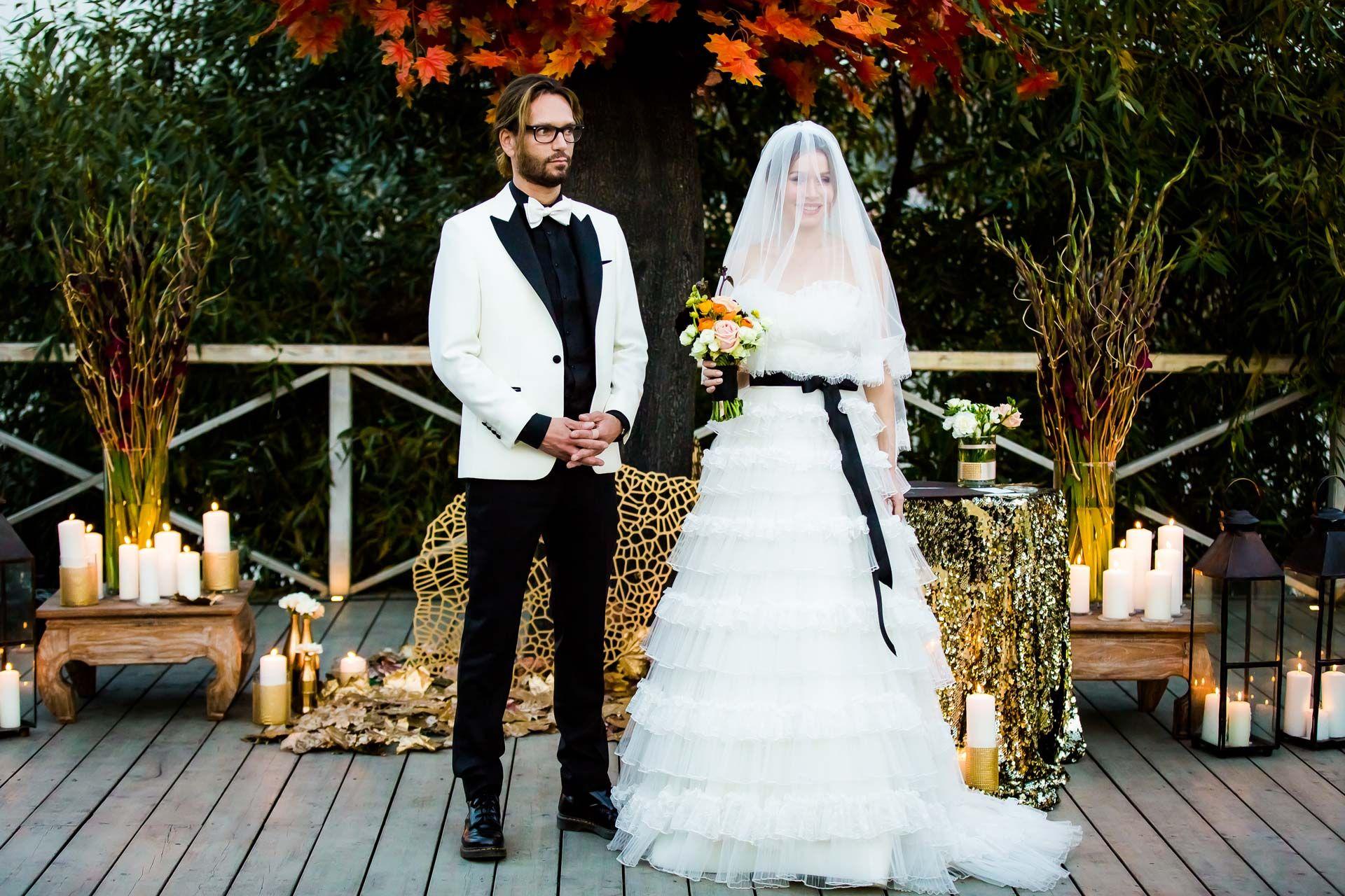 Свадьба Томаса Невергрина и Валерии Жидковой, репортаж, фото 8