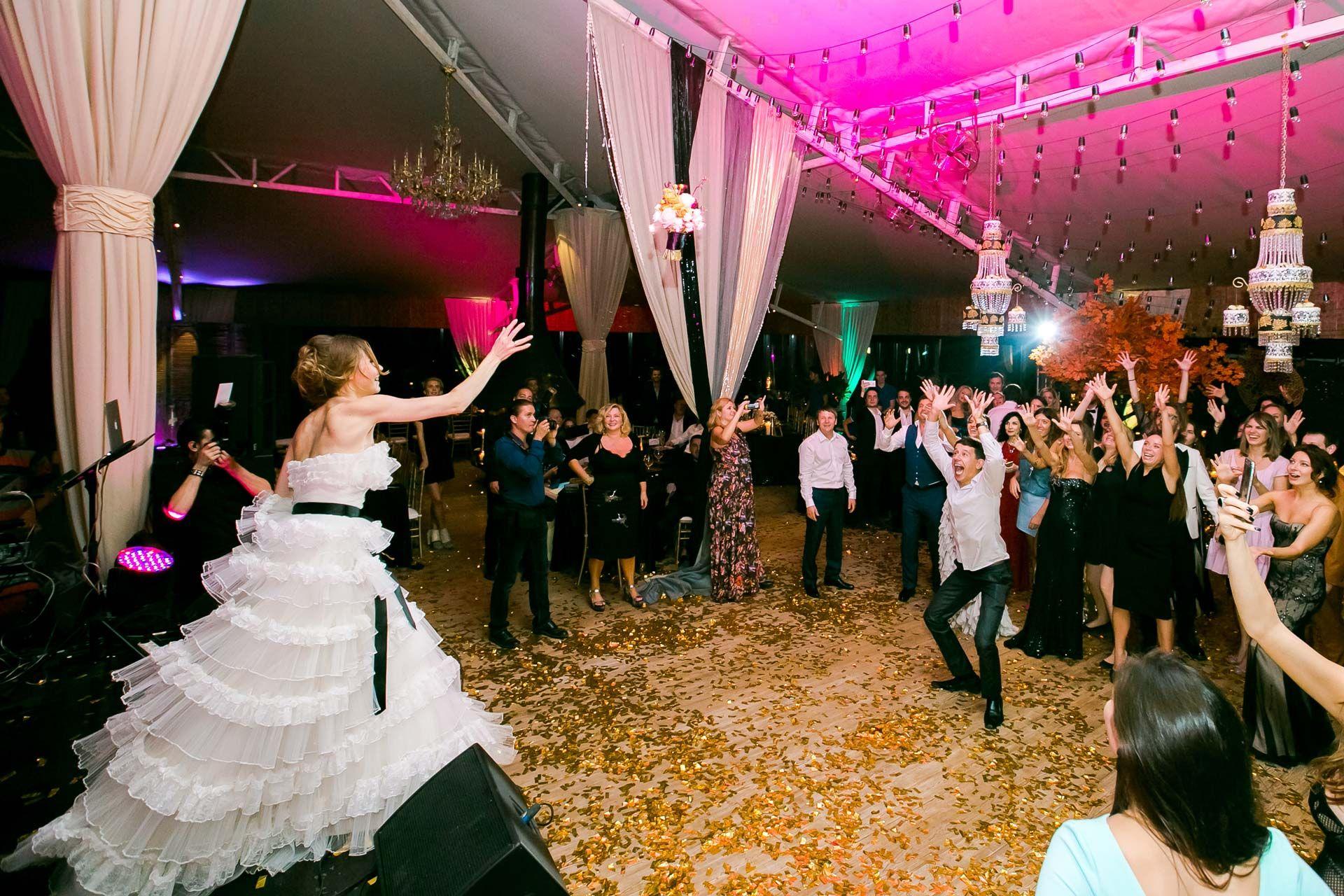 Свадьба Томаса Невергрина и Валерии Жидковой, репортаж, фото 30