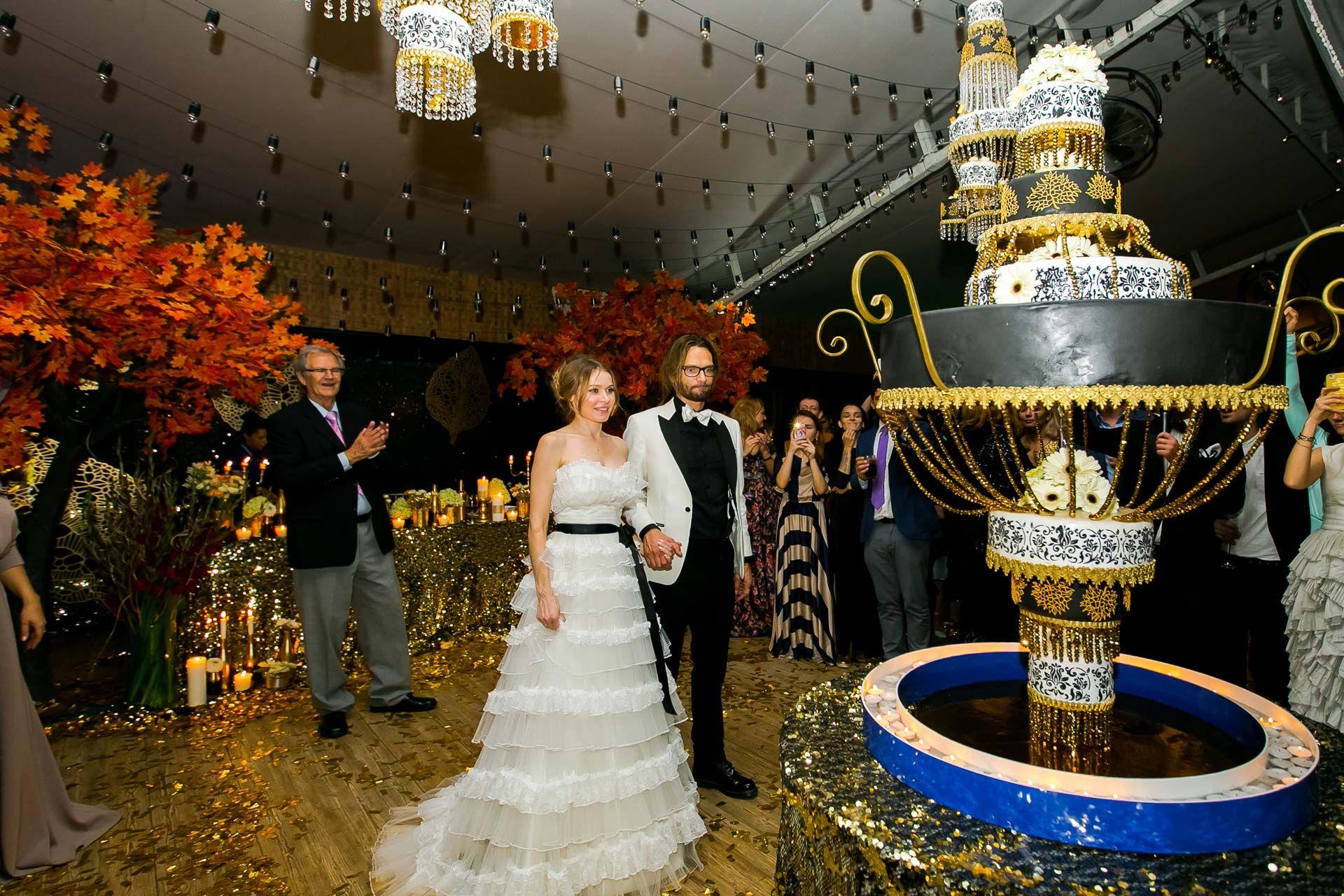 Свадьба Томаса Невергрина и Валерии Жидковой, репортаж, фото 24