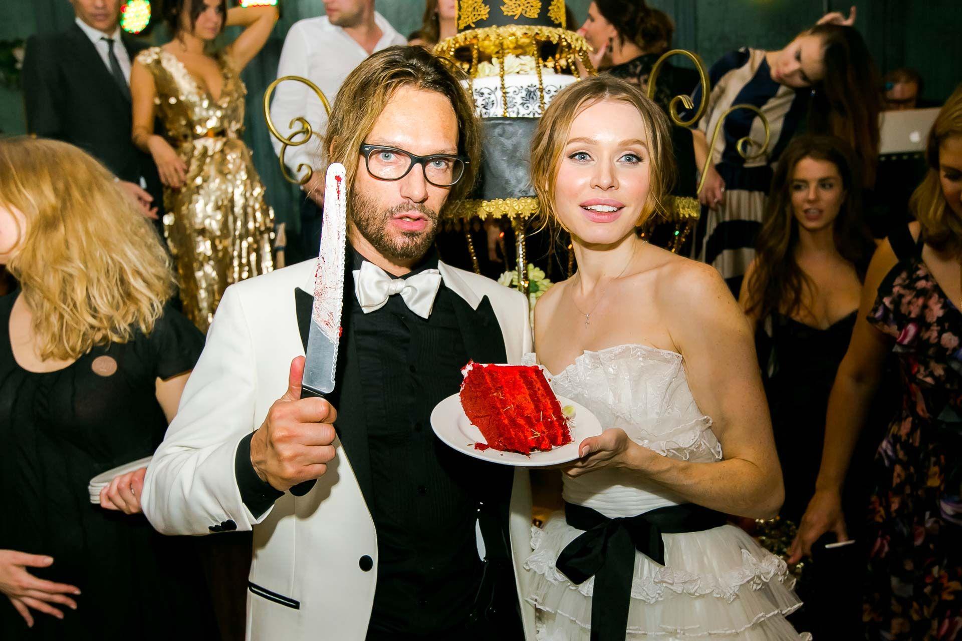 Свадьба Томаса Невергрина и Валерии Жидковой, репортаж, фото 23