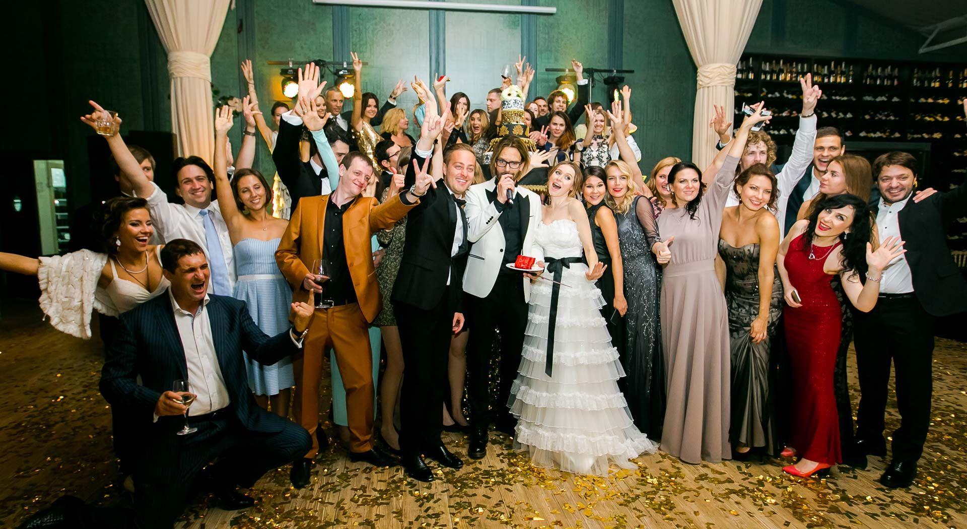 Свадьба Томаса Невергрина и Валерии Жидковой, репортаж, фото 26