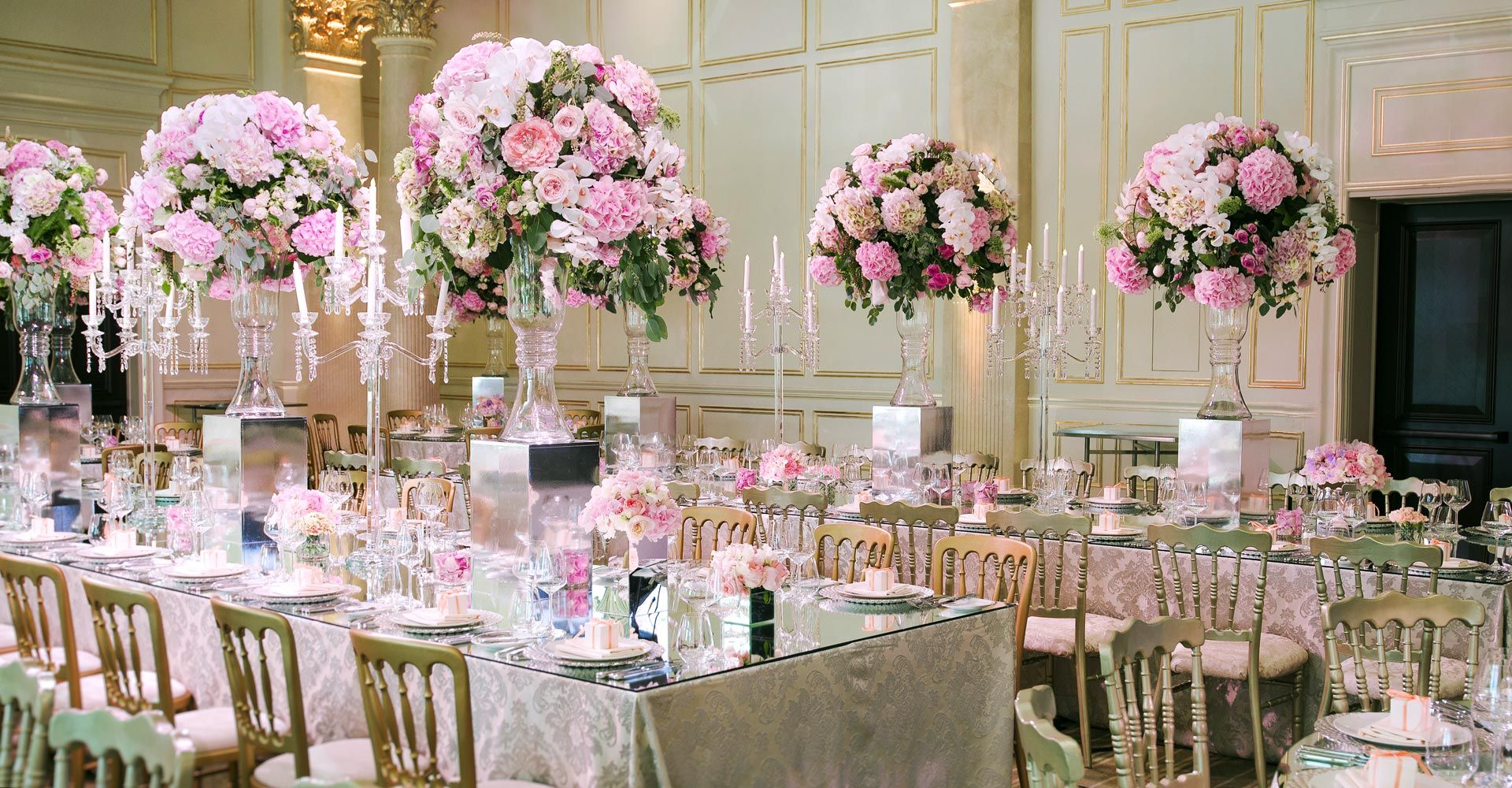 Студия декора Юлии Шакировой, цветочная свадьба, фото 19