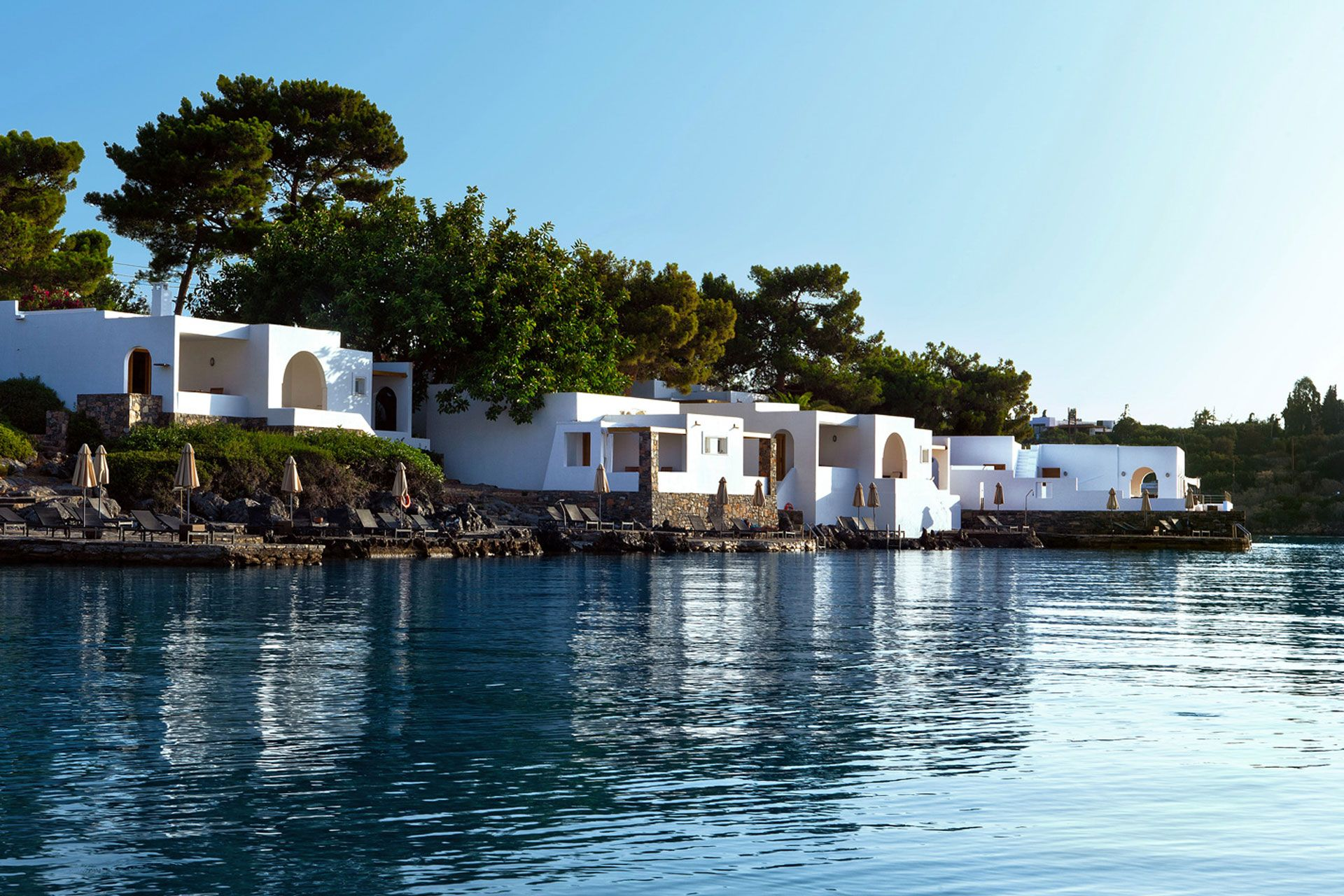 Bluegr Minos Beach Art Hotel отель фото 2