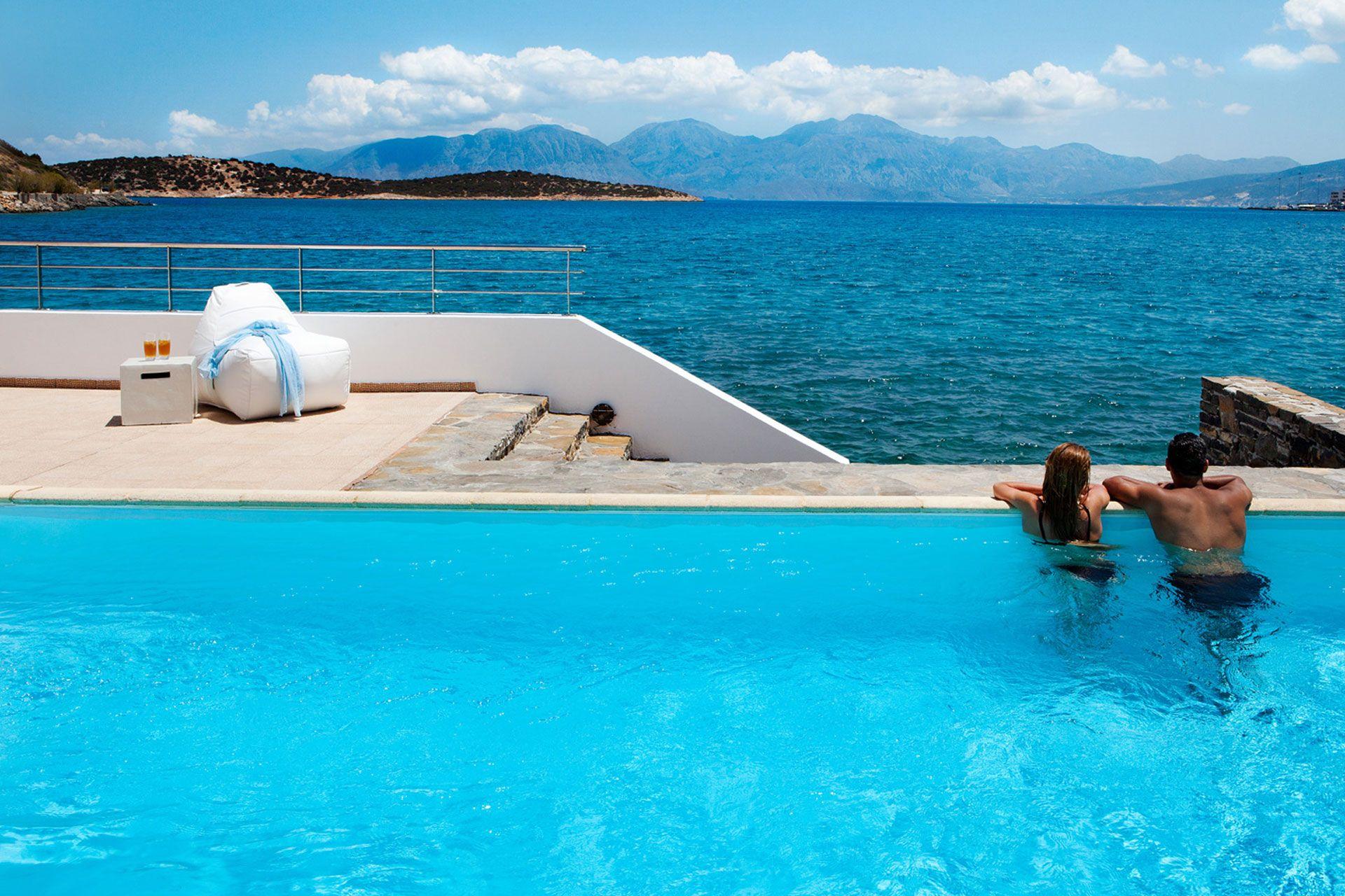 Bluegr Minos Beach Art Hotel отель фото 4