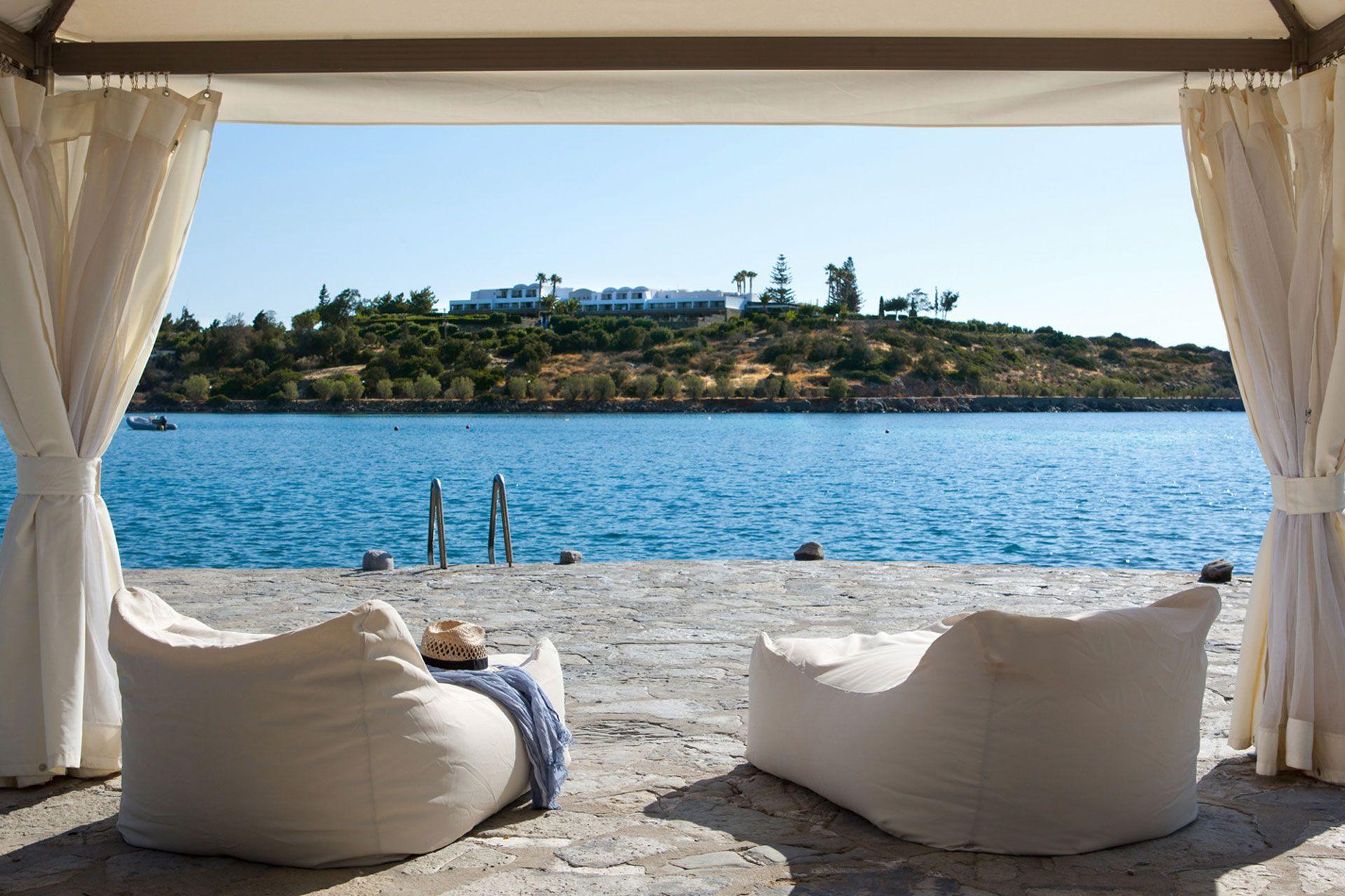Bluegr Minos Beach Art Hotel отель фото 5