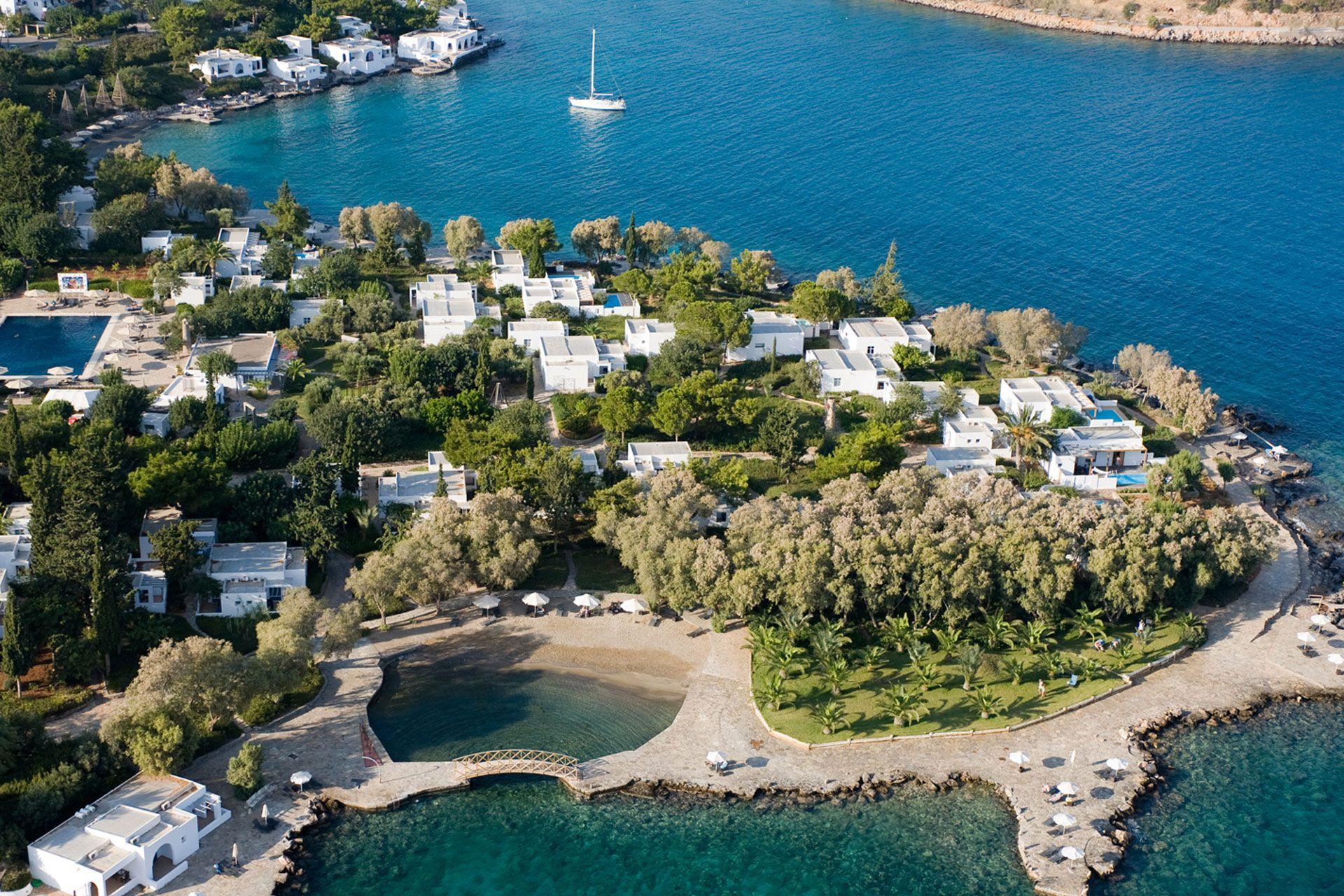 Bluegr Minos Beach Art Hotel отель фото 1