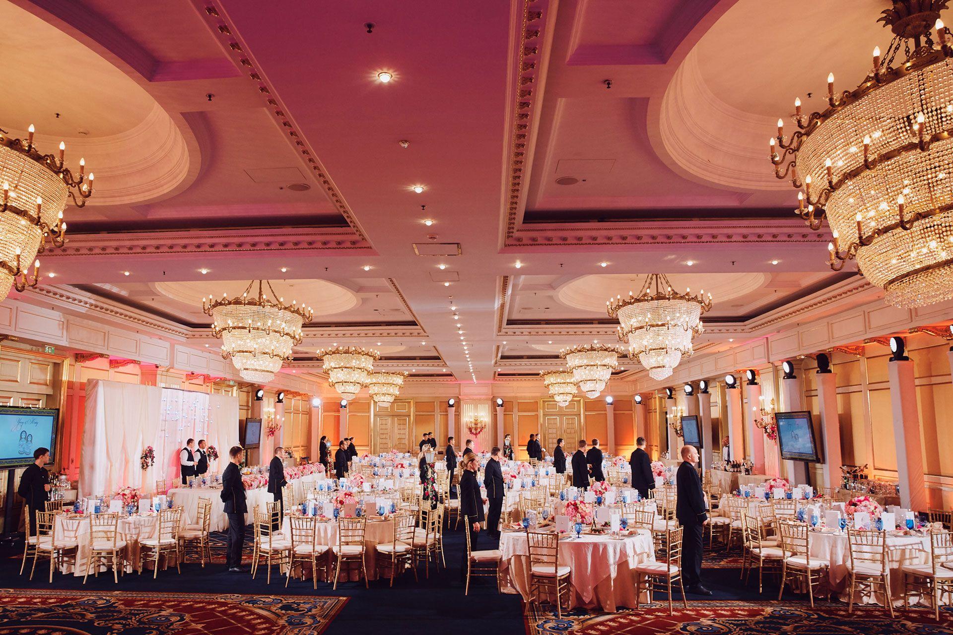 Организатор Варвара Перегудова: световое оборудование на свадьбе фото 20