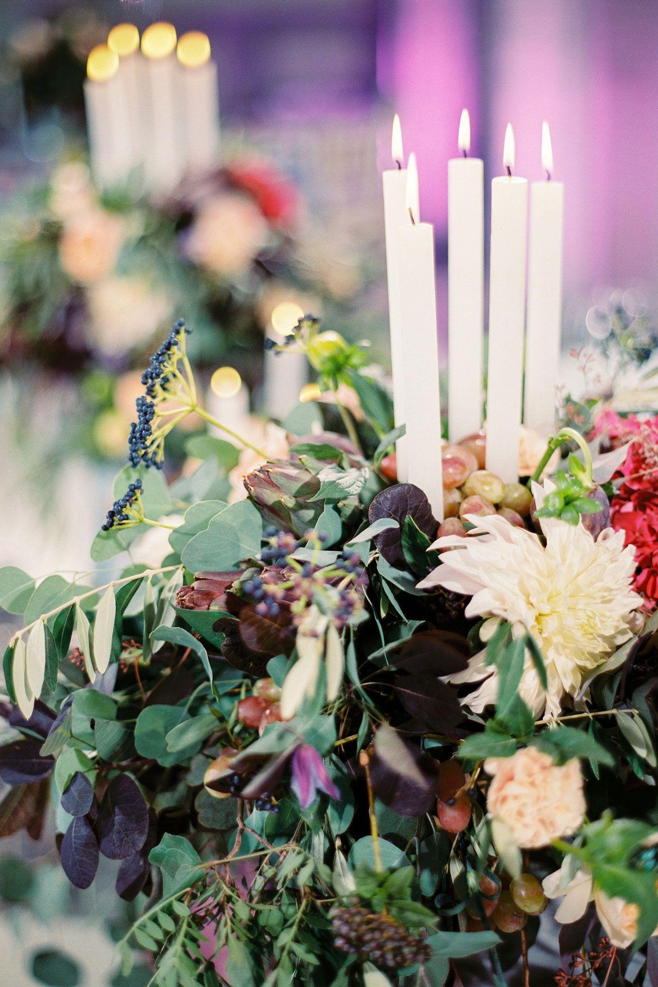 Вечер при свечах. Свадьба Николая и Кристины фото 7