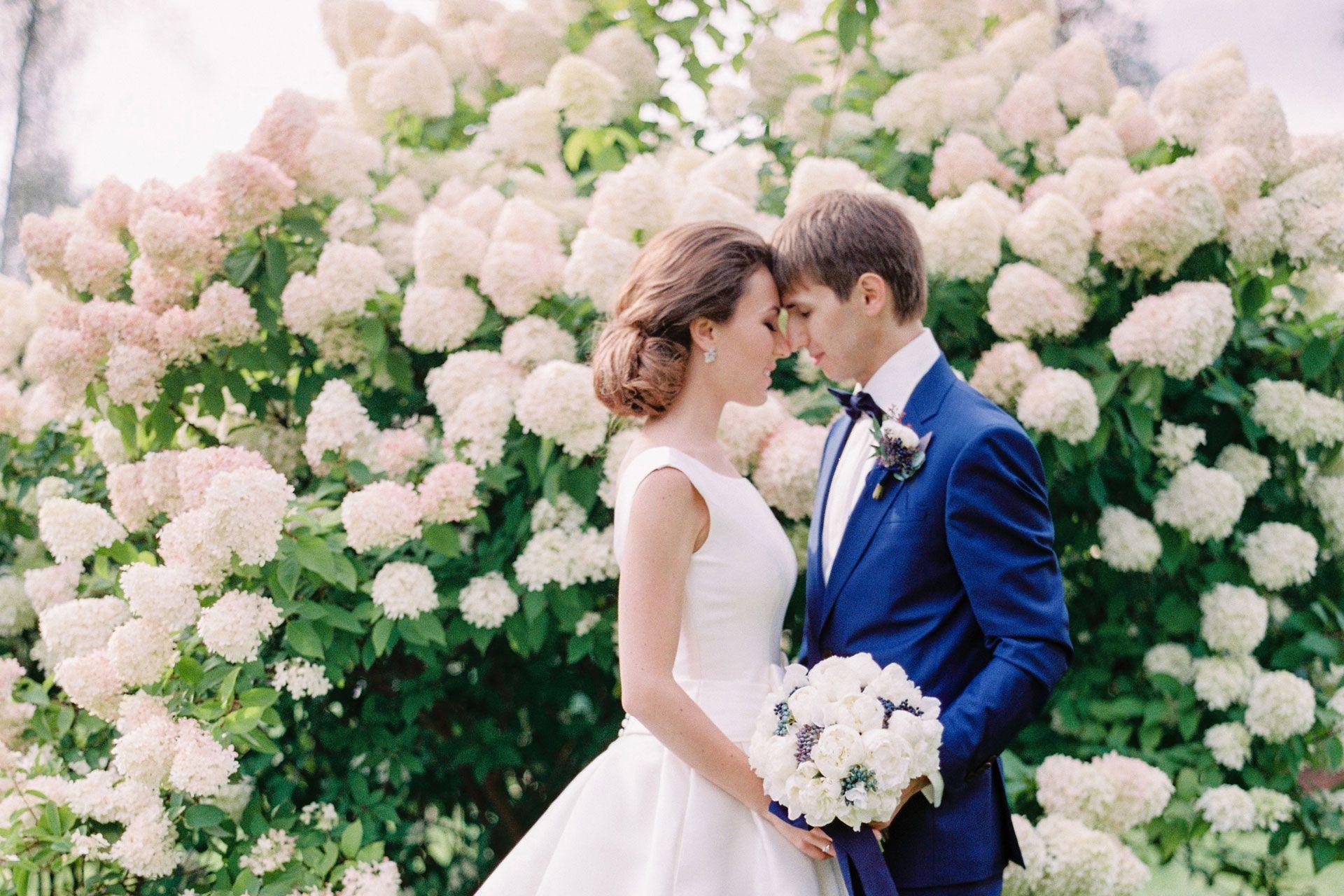Вечер при свечах. Свадьба Николая и Кристины фото 12