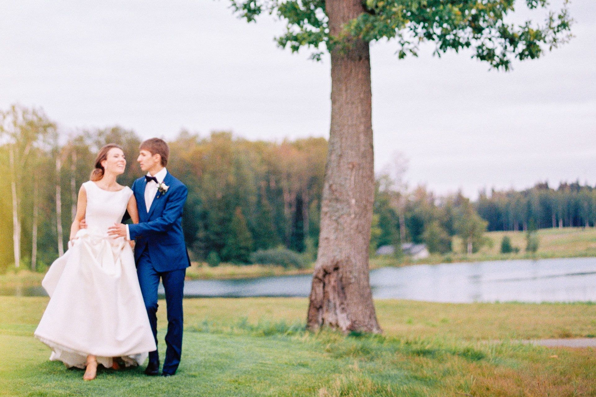 Вечер при свечах. Свадьба Николая и Кристины фото 21