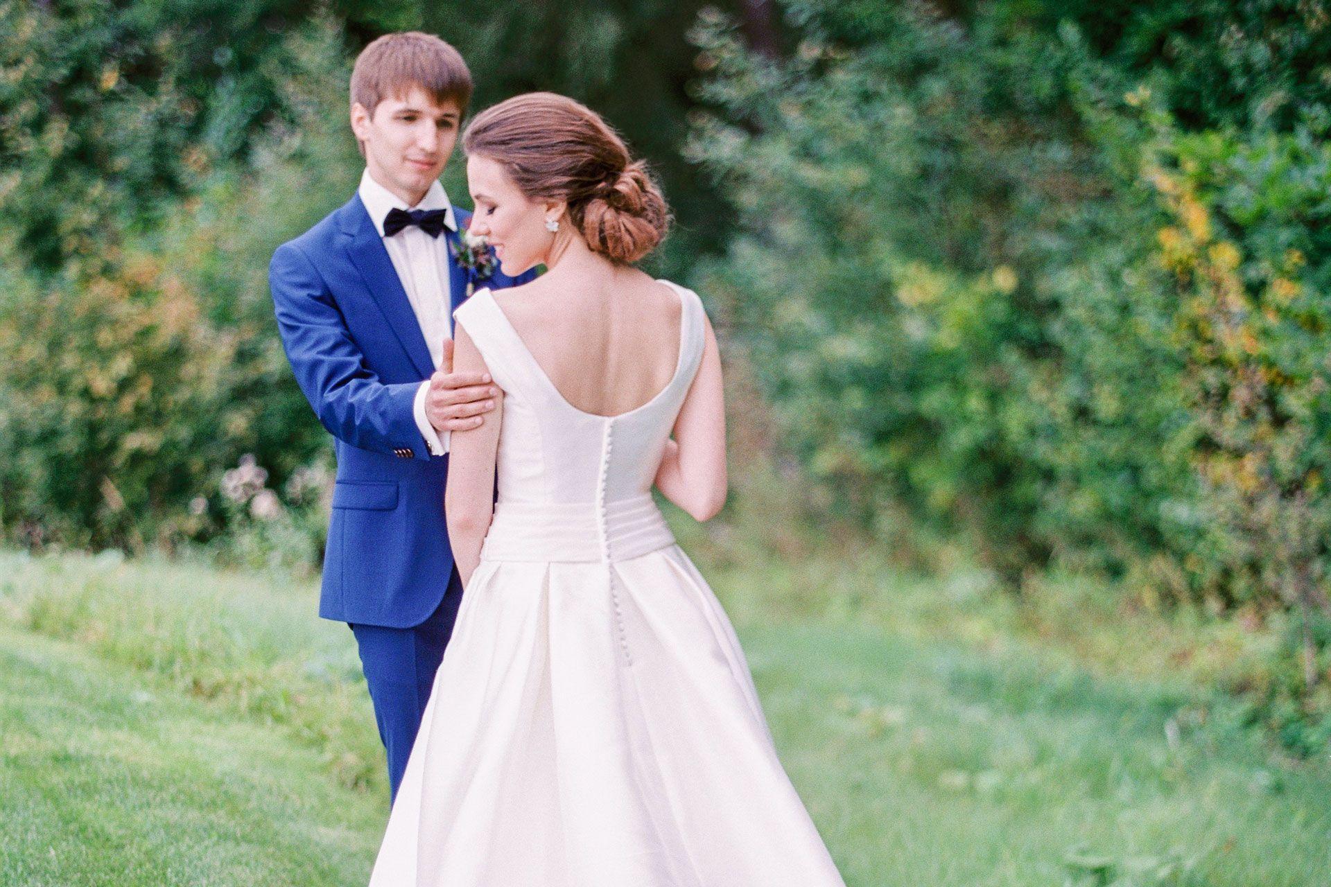 Вечер при свечах. Свадьба Николая и Кристины фото 3