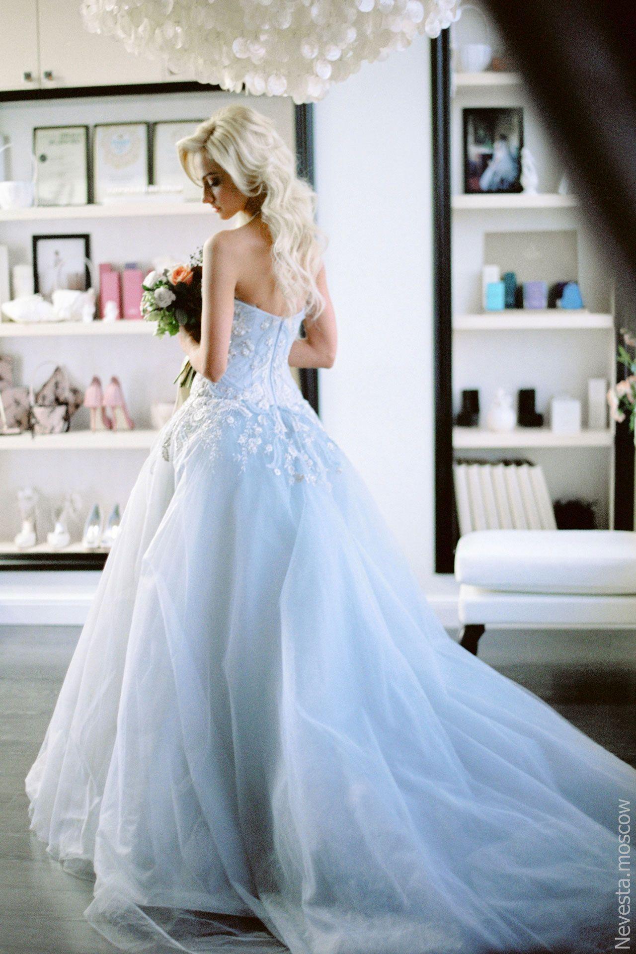 актриса Полина Максимова в свадебном платье невеста фото 3