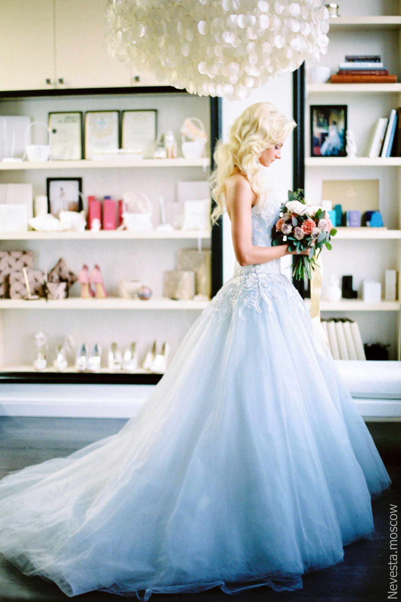 актриса Полина Максимова в свадебном платье невеста фото 5