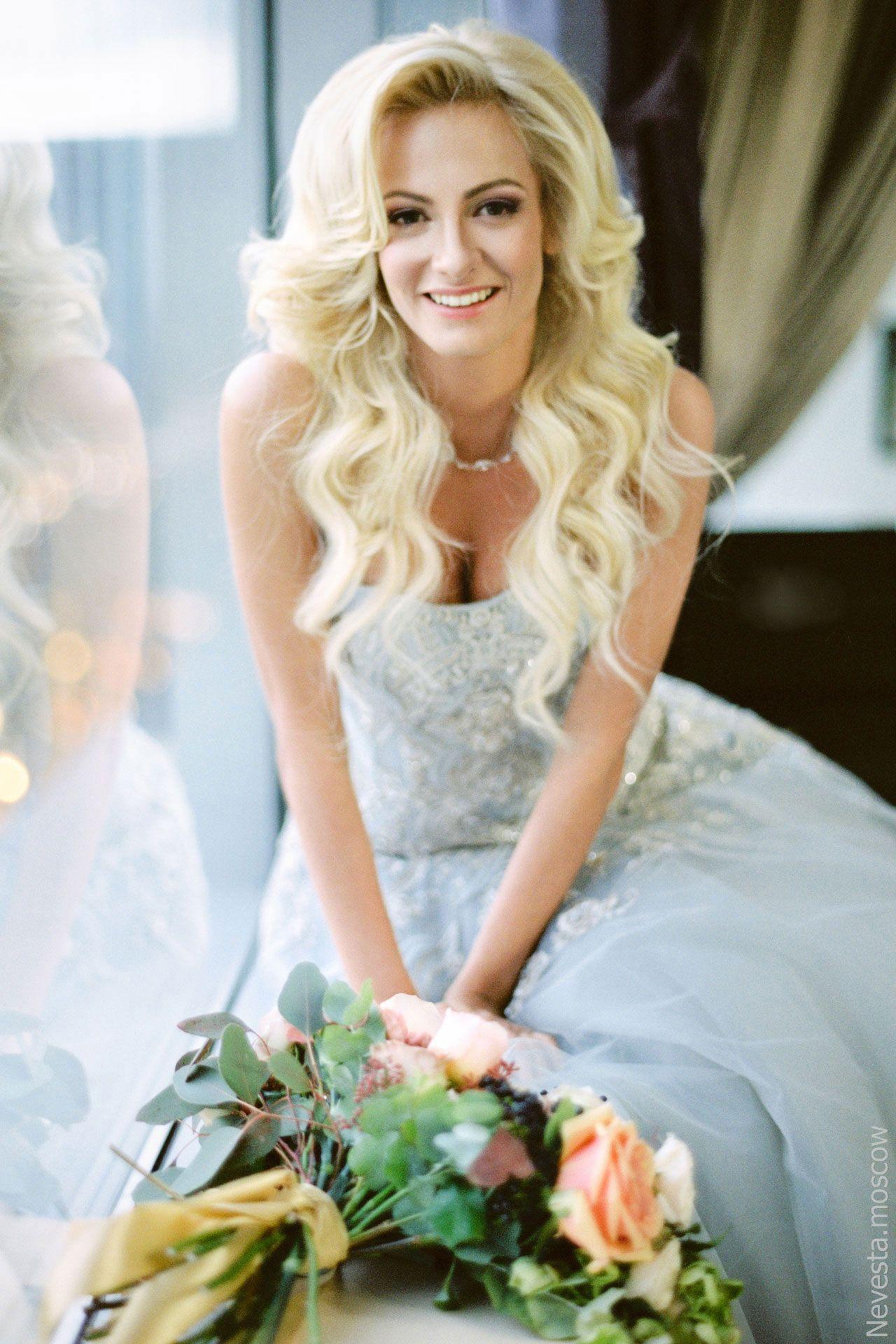 актриса Полина Максимова в свадебном платье невеста фото 6