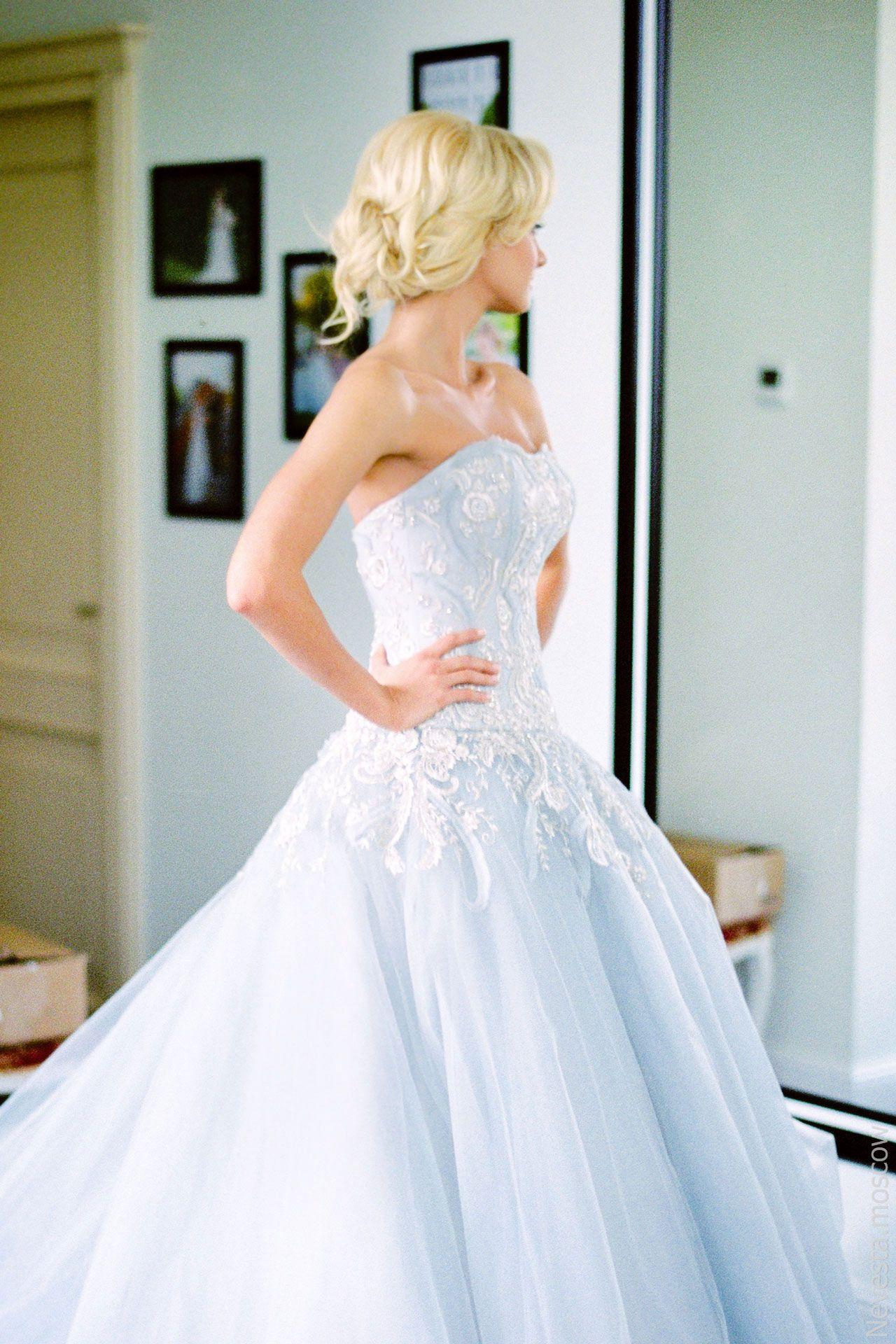 Marchesa свадебное платье фото 2
