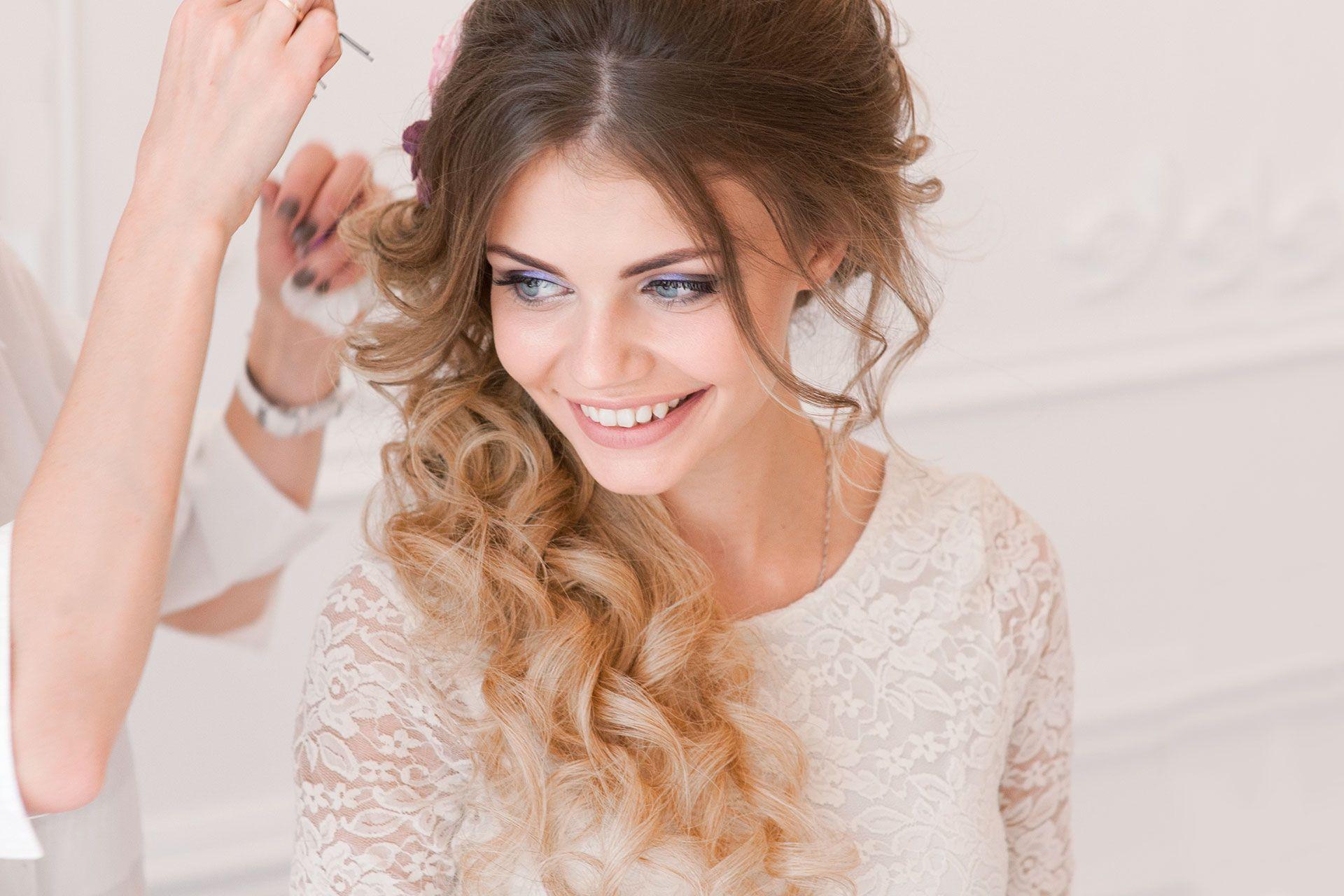 Надежда Нежинская, стилист, макияж