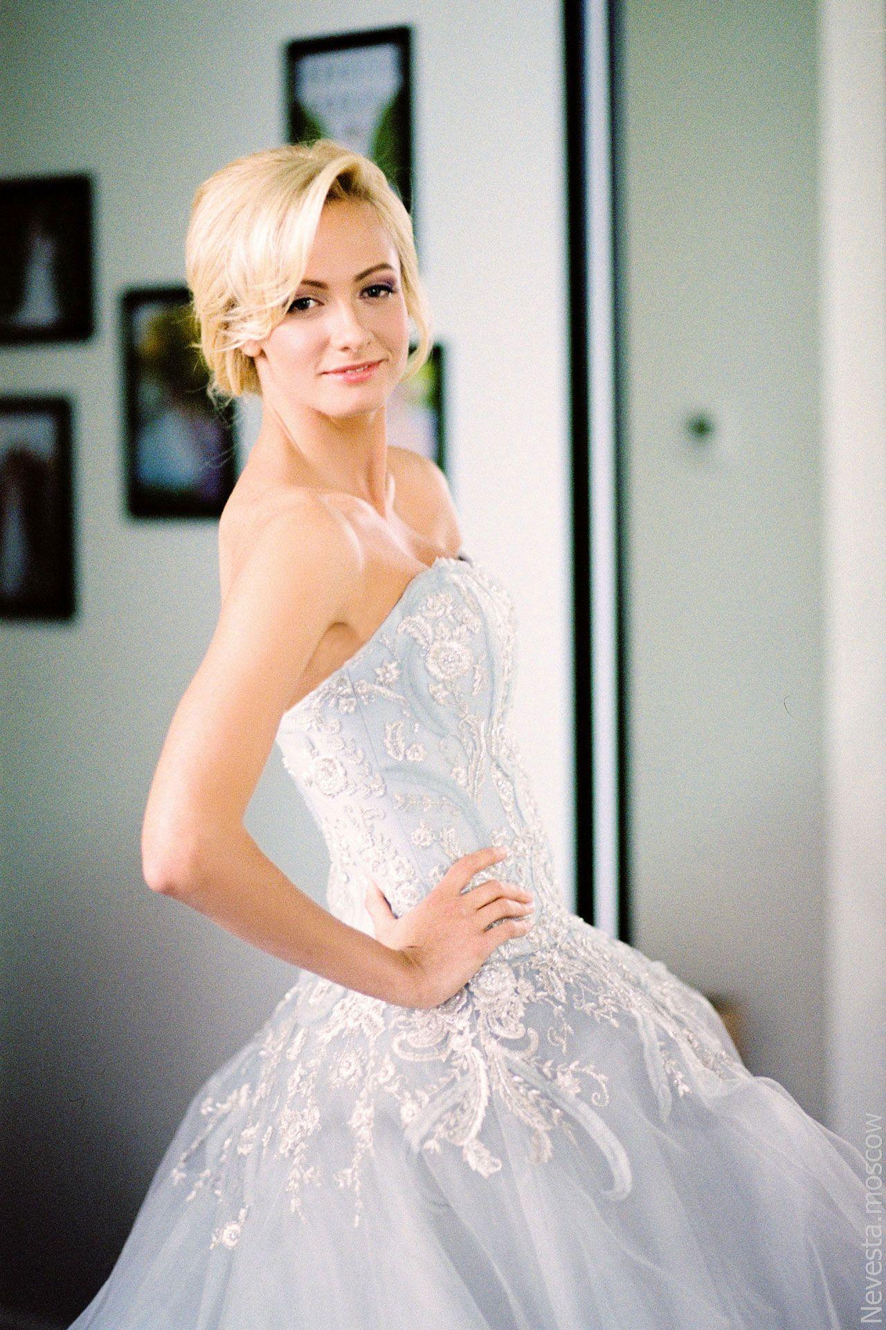 Marchesa свадебное платье фото 1