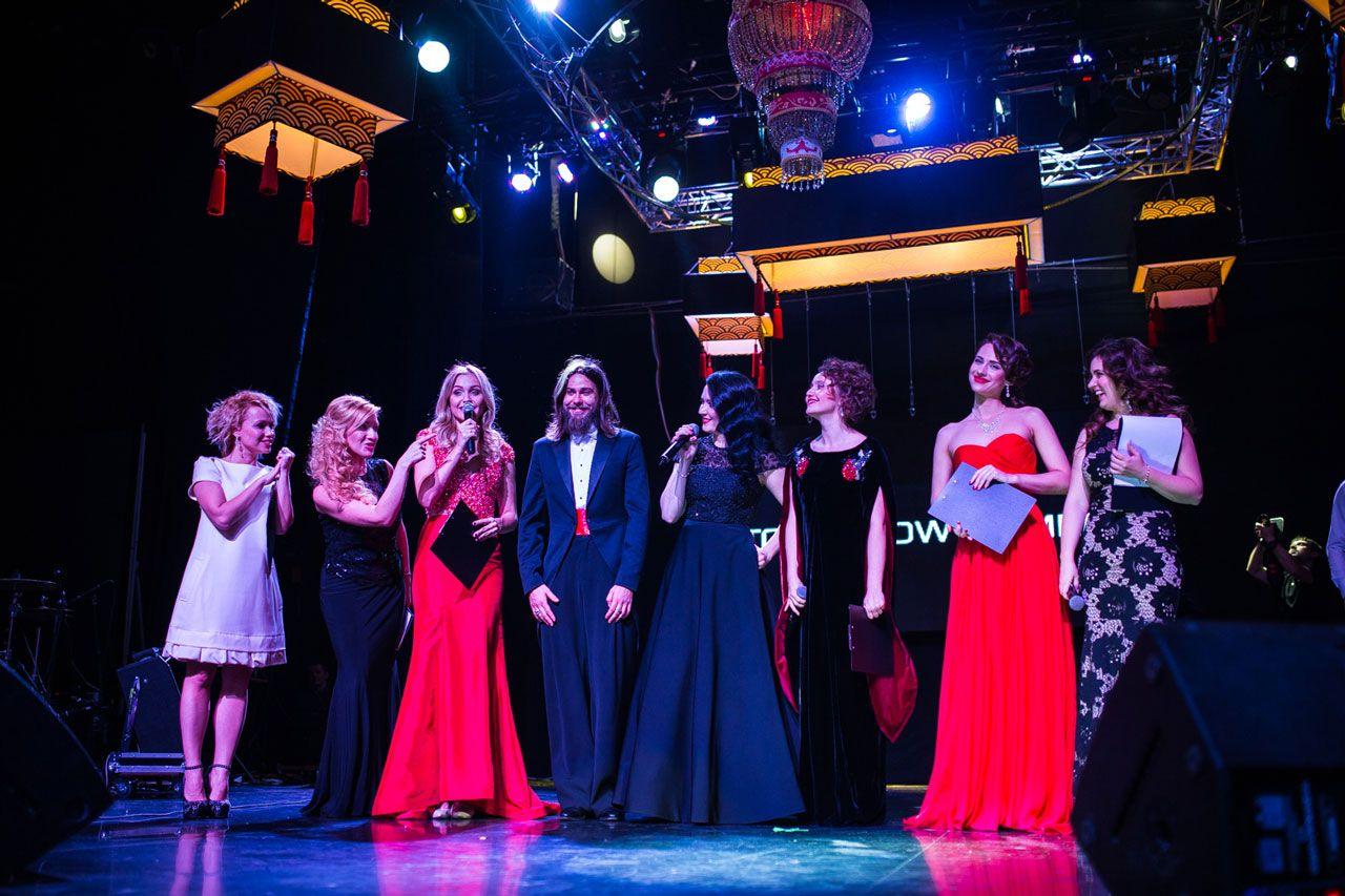 Top 7 Showwomen, свадьба, колорит Китая, фото 21