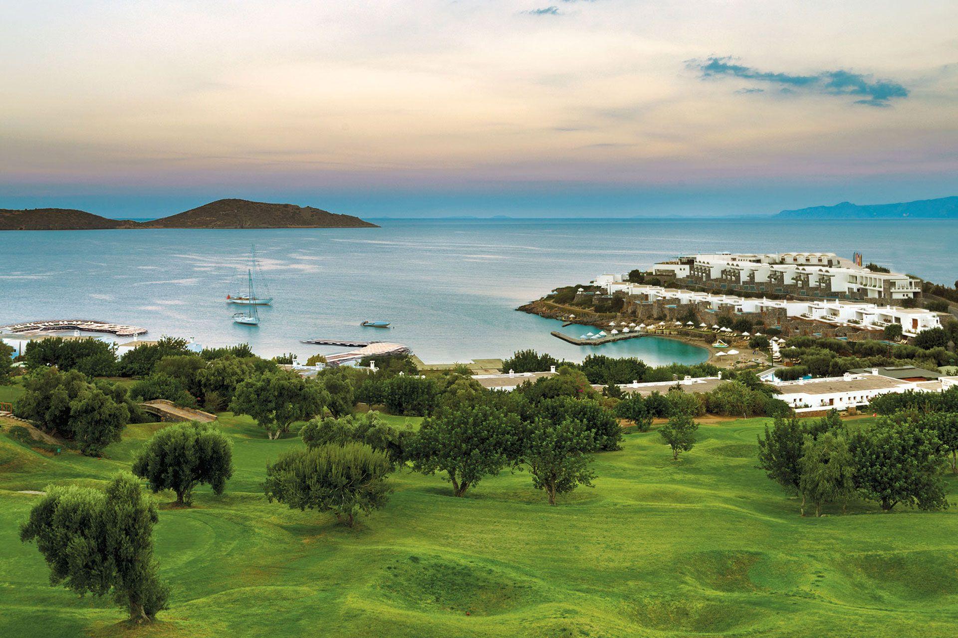 Porto Elounda Golf & SPA Resort отель фото 1