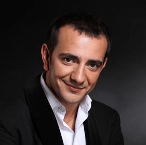 Денис Каспер, преподаватель танцевального клуба GallaDance