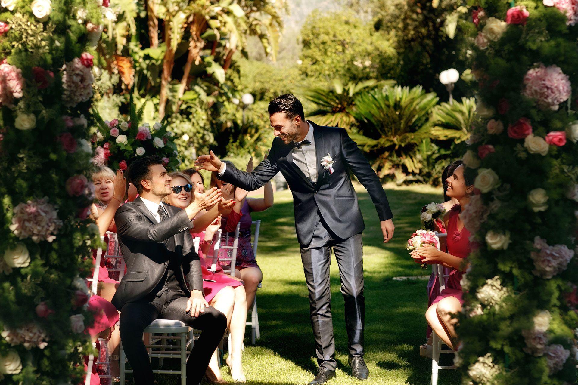 Свадьба в Сардинии фото 8