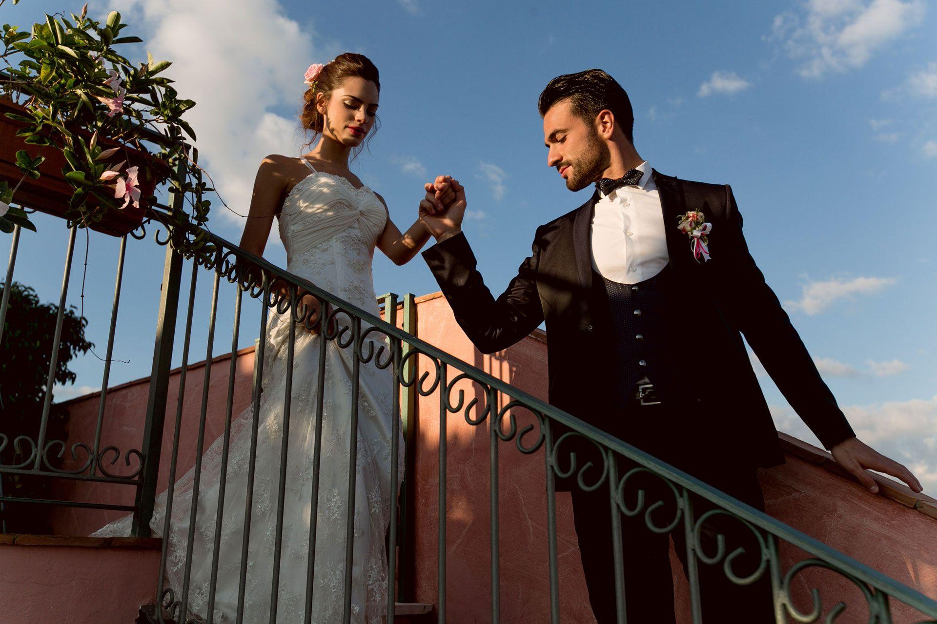Свадьба в Сардинии фото 5