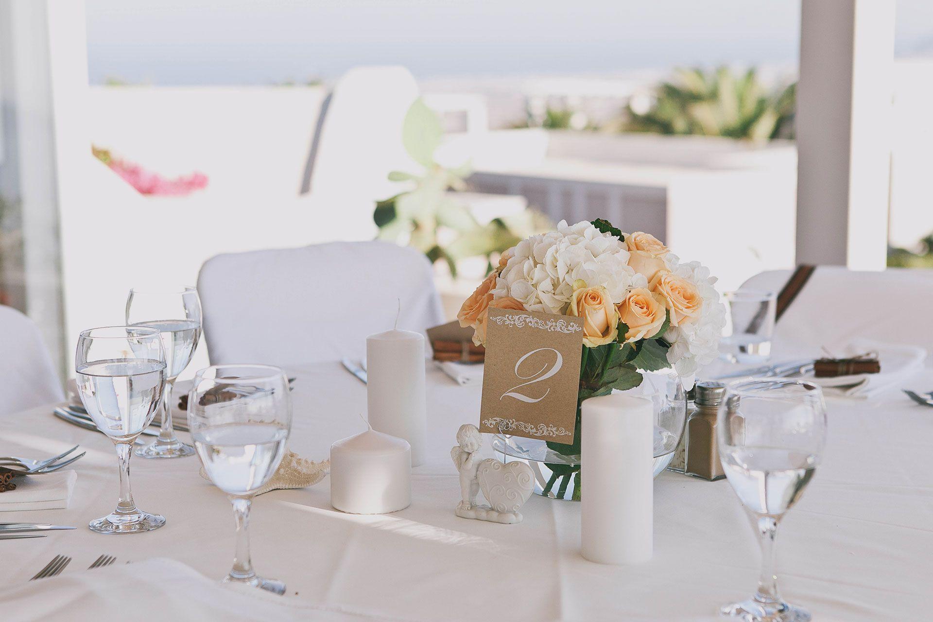 Свадьба на острове Санторини, фото 13
