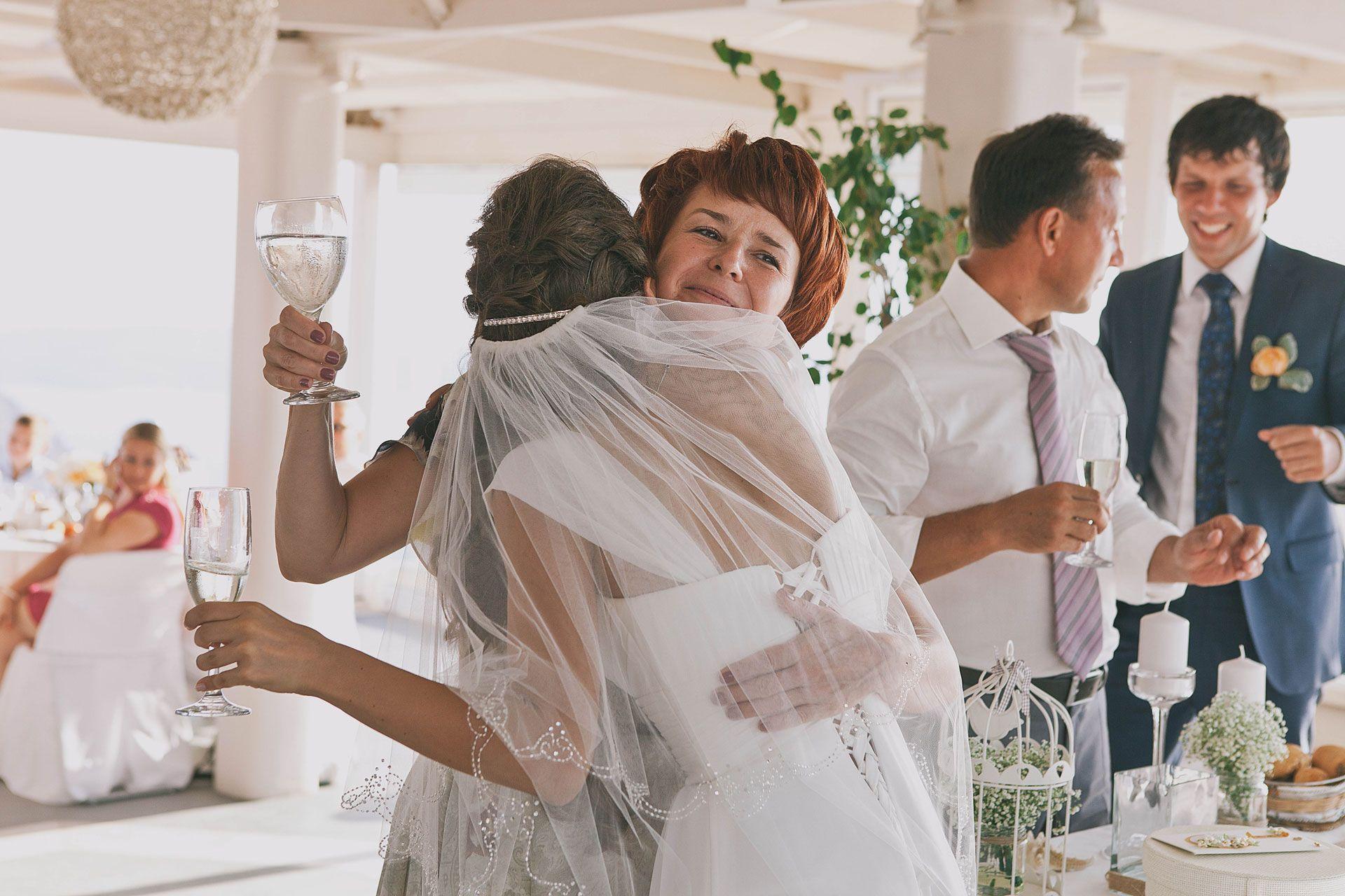 Свадьба на острове Санторини, фото 17