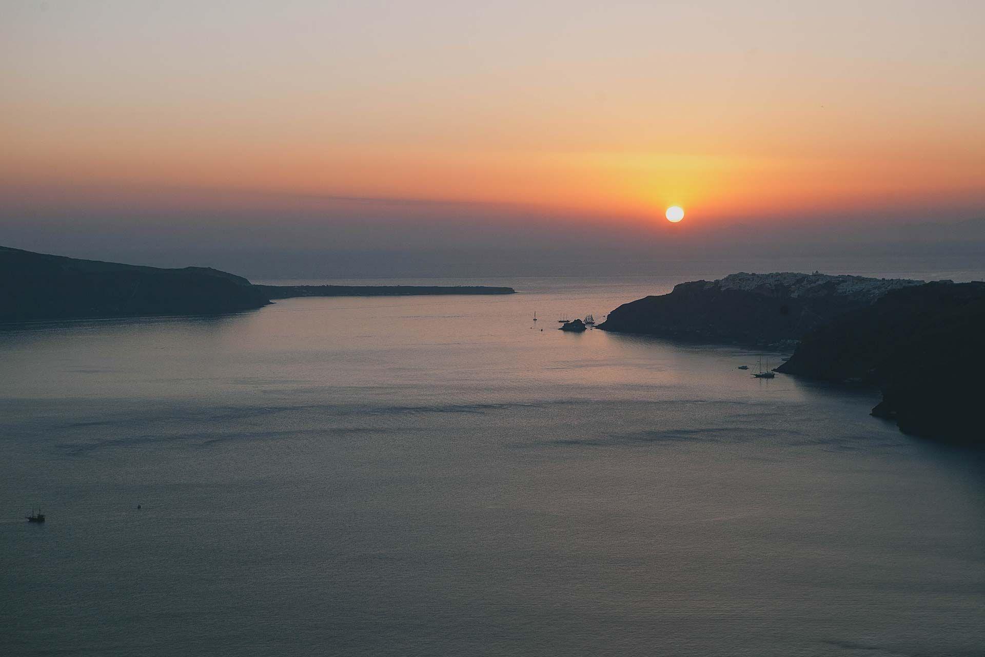 Греческий остров Санторини, свадьба за границей, фото 1